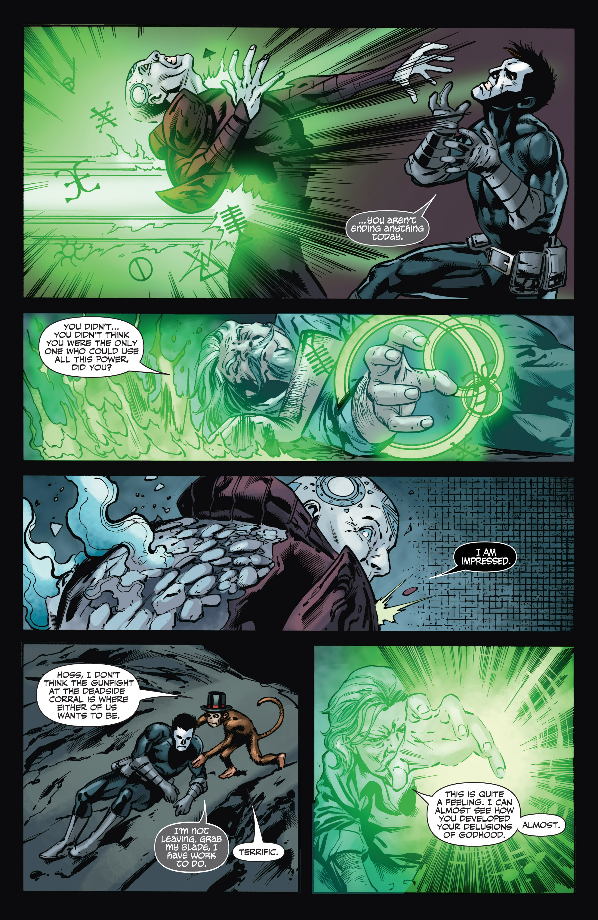 Read online Shadowman (2012) comic -  Issue #9 - 16