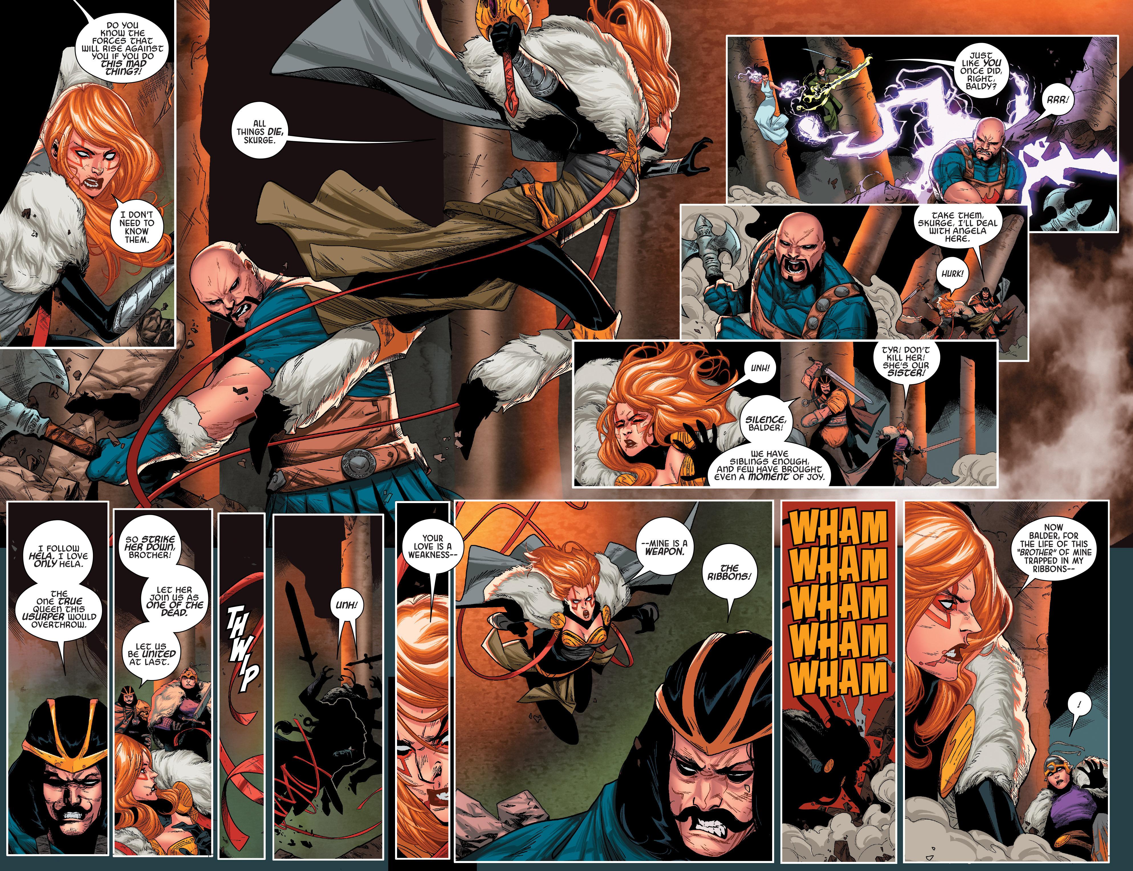 Read online Angela: Queen Of Hel comic -  Issue #4 - 4