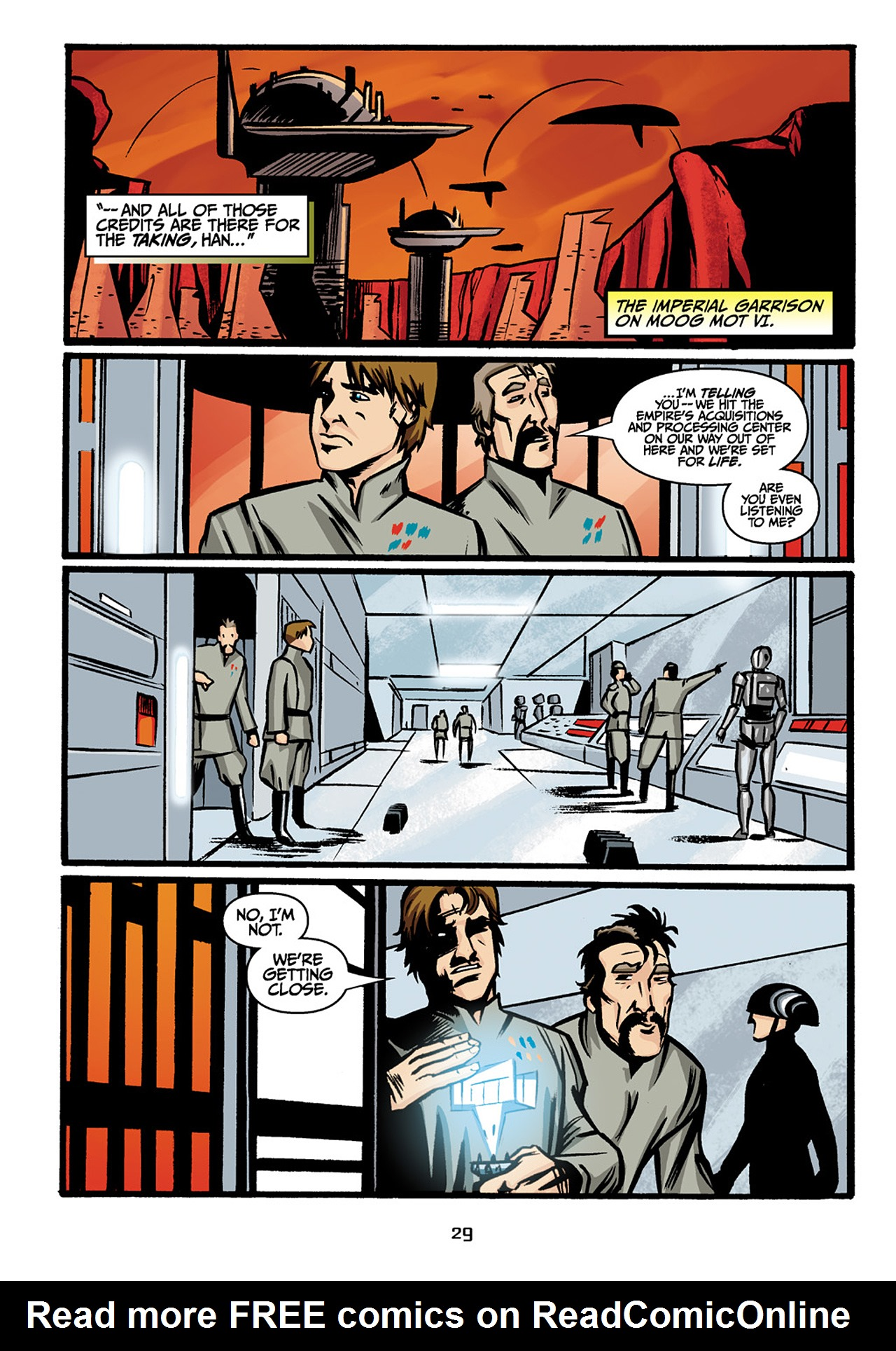 Read online Star Wars Omnibus comic -  Issue # Vol. 33 - 31