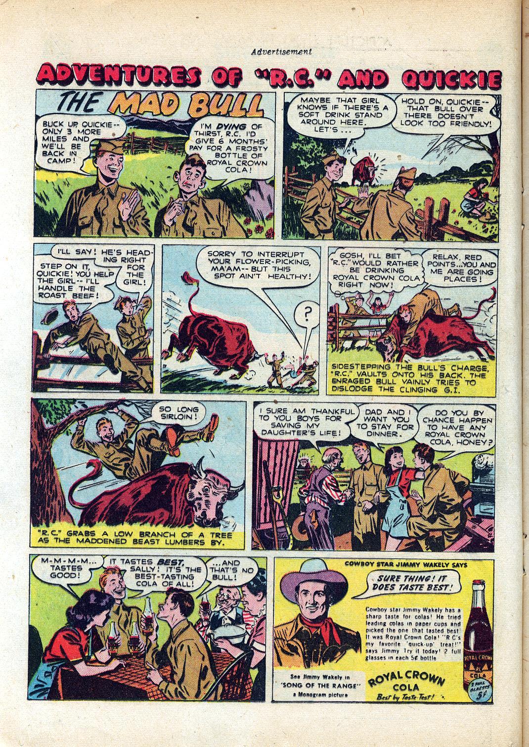 Read online Sensation (Mystery) Comics comic -  Issue #45 - 22