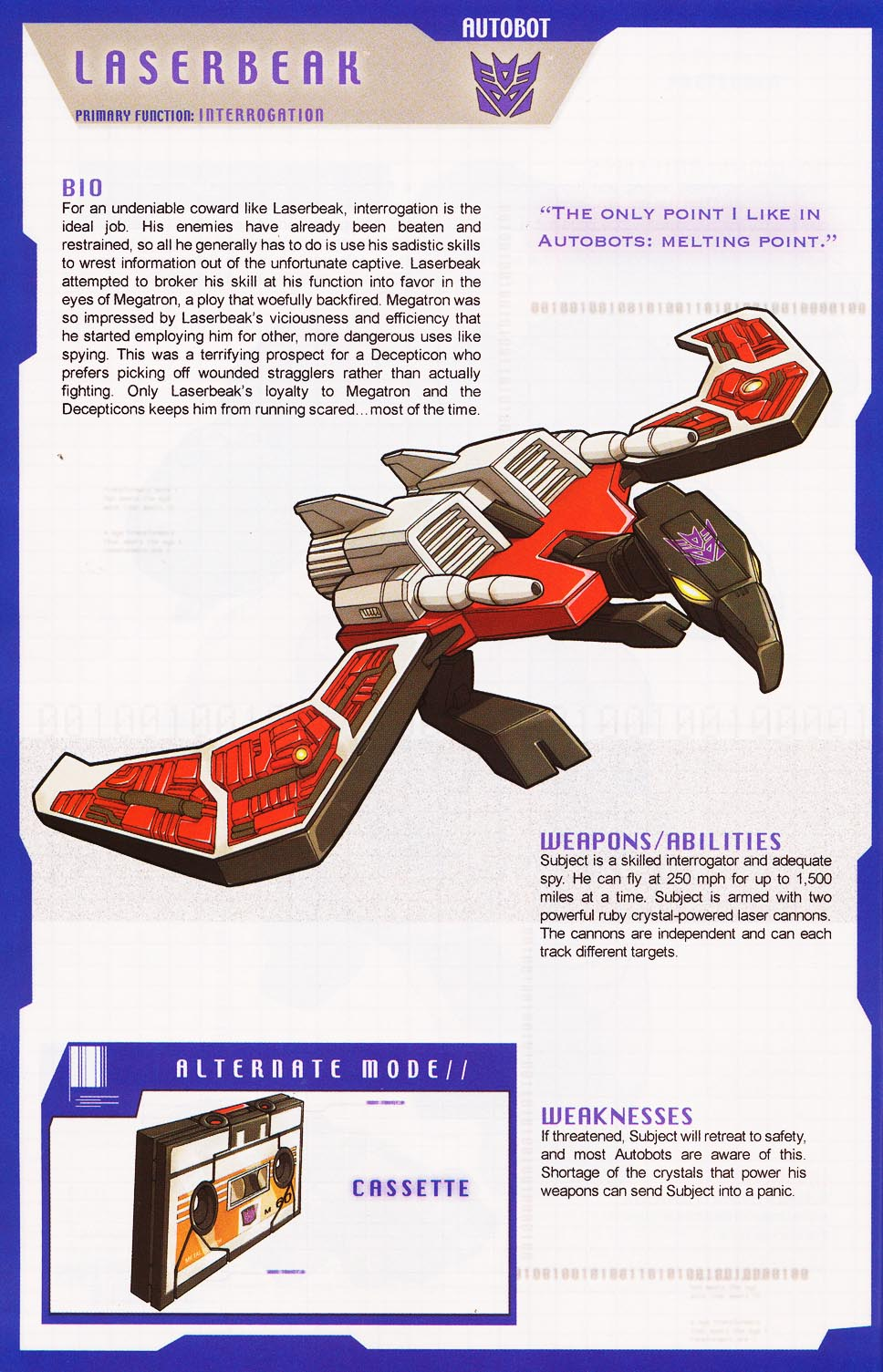Read online Transformers: More than Meets the Eye comic -  Issue #3 - 60