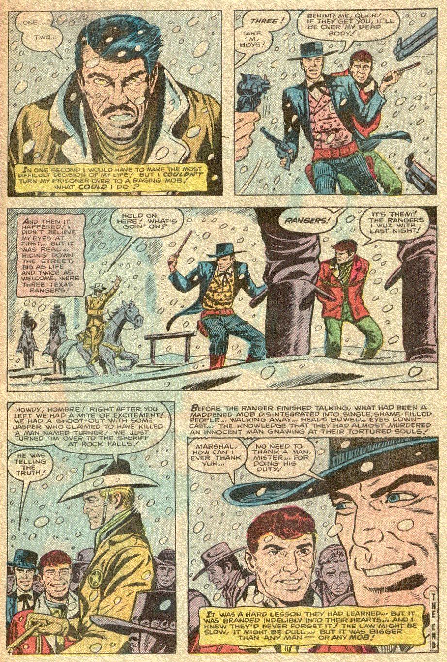 Wyatt Earp issue 32 - Page 5