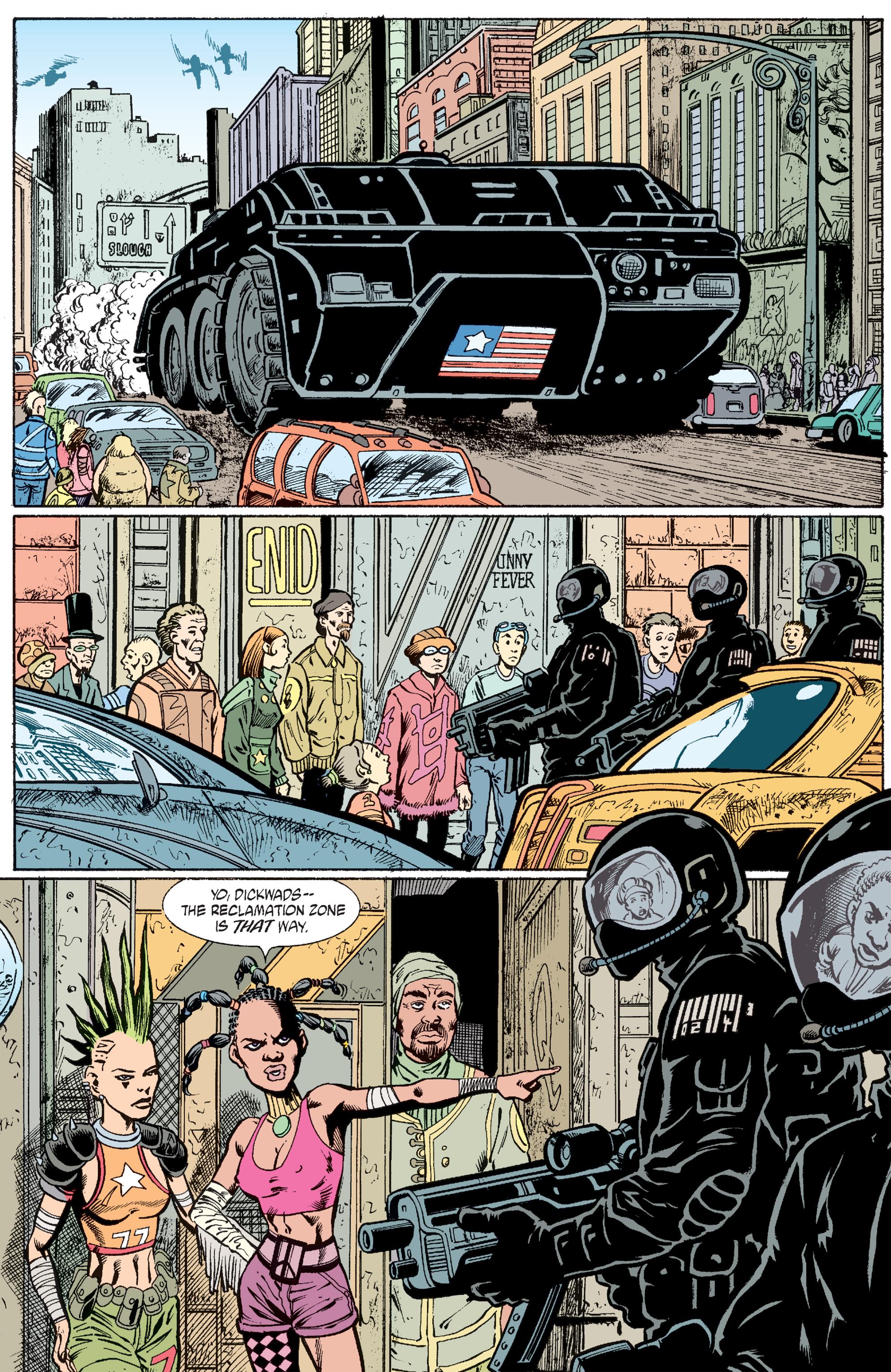 Read online Transmetropolitan comic -  Issue #56 - 3