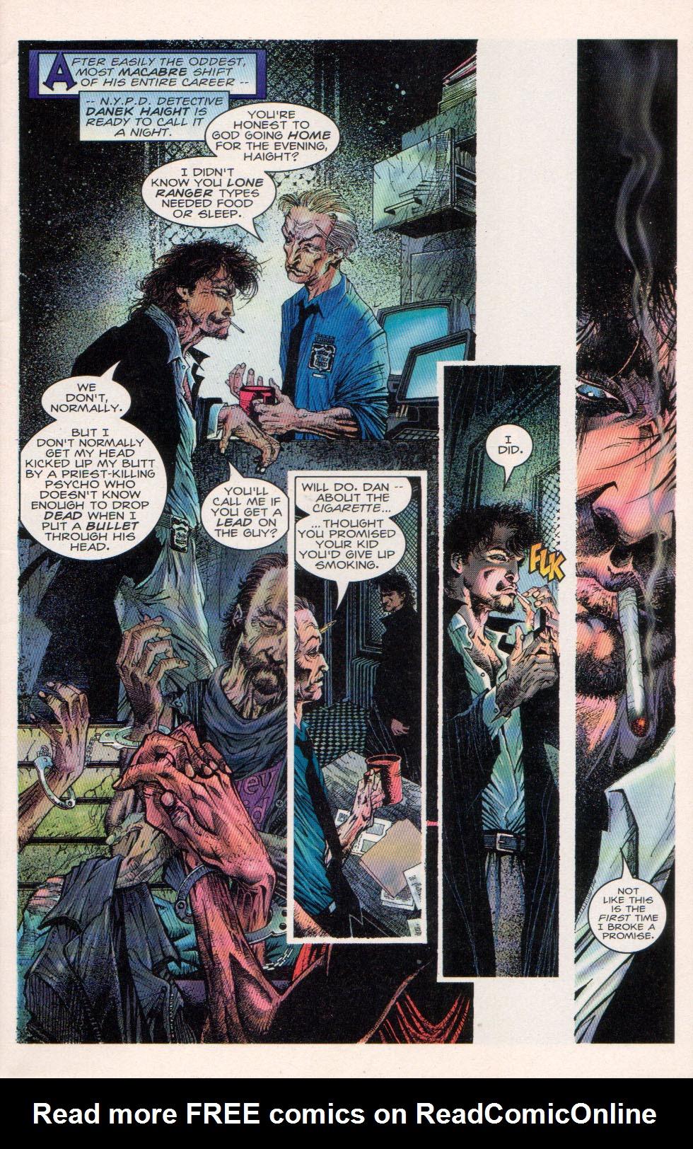 Read online Hellshock comic -  Issue #4 - 4
