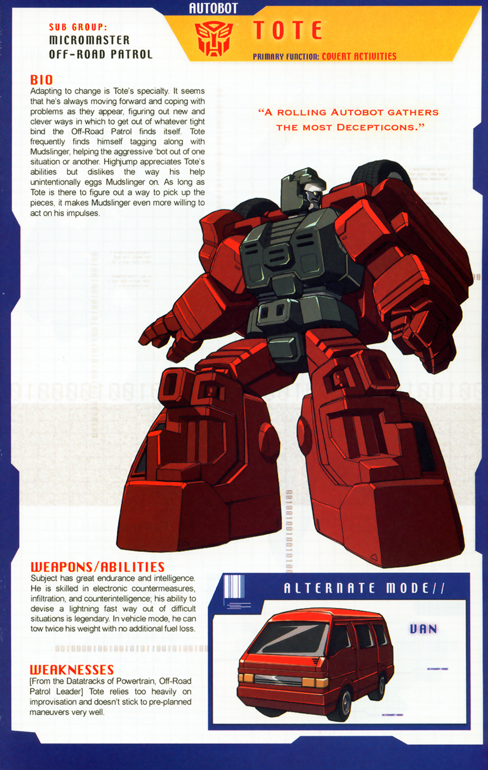 Read online Transformers: More than Meets the Eye comic -  Issue #7 - 23