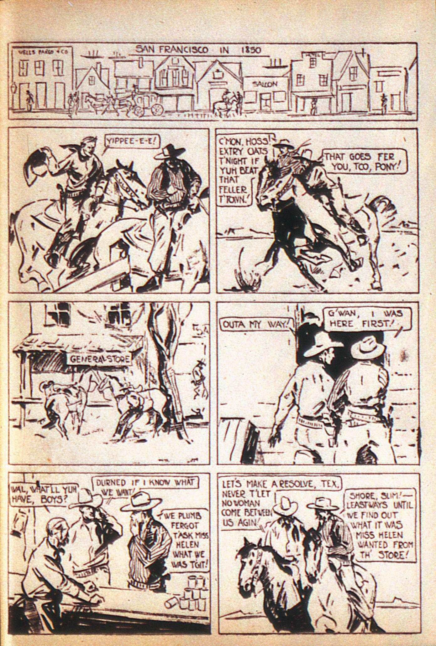 Read online Adventure Comics (1938) comic -  Issue #8 - 48
