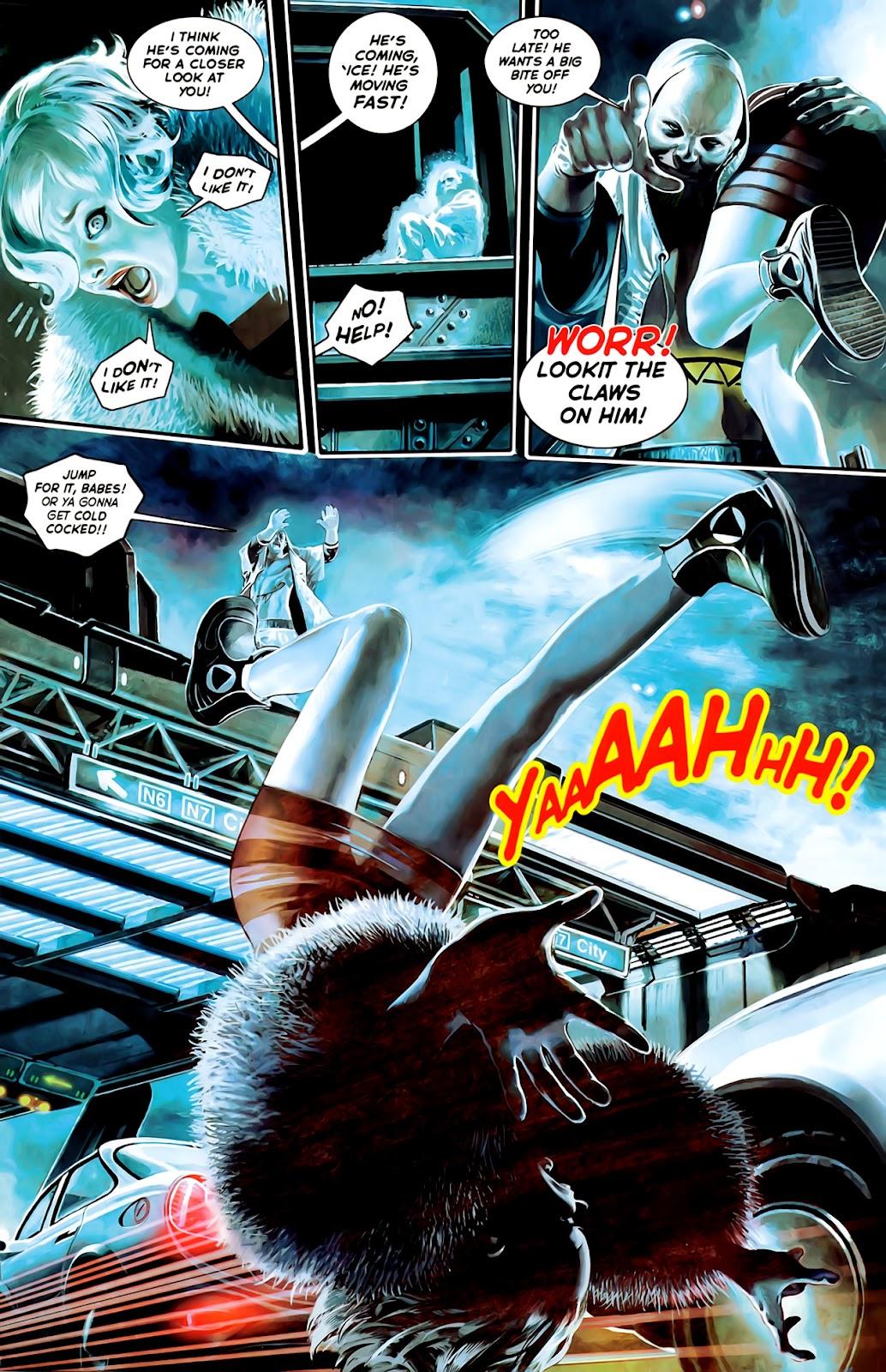 Read online After Dark comic -  Issue #0 - 26