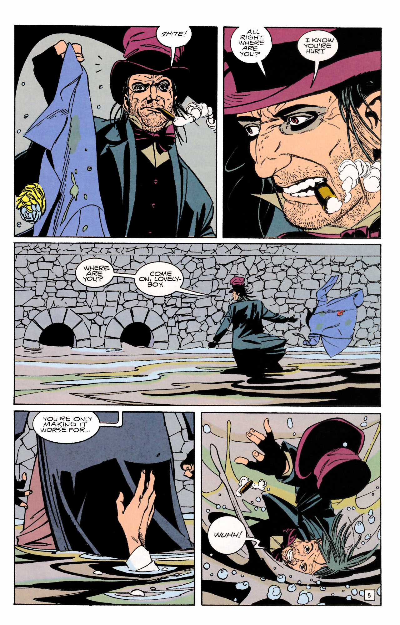 Read online Sebastian O comic -  Issue #2 - 7