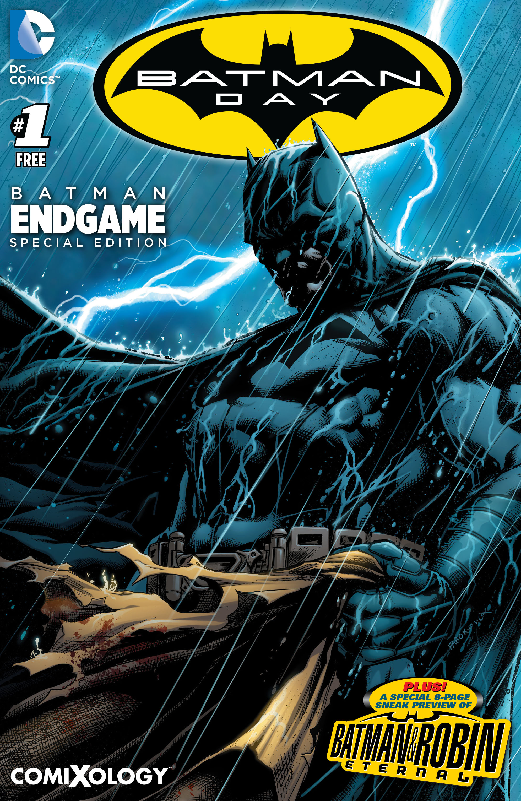 Read online Batman Endgame: Special Edition comic -  Issue #1 - 1