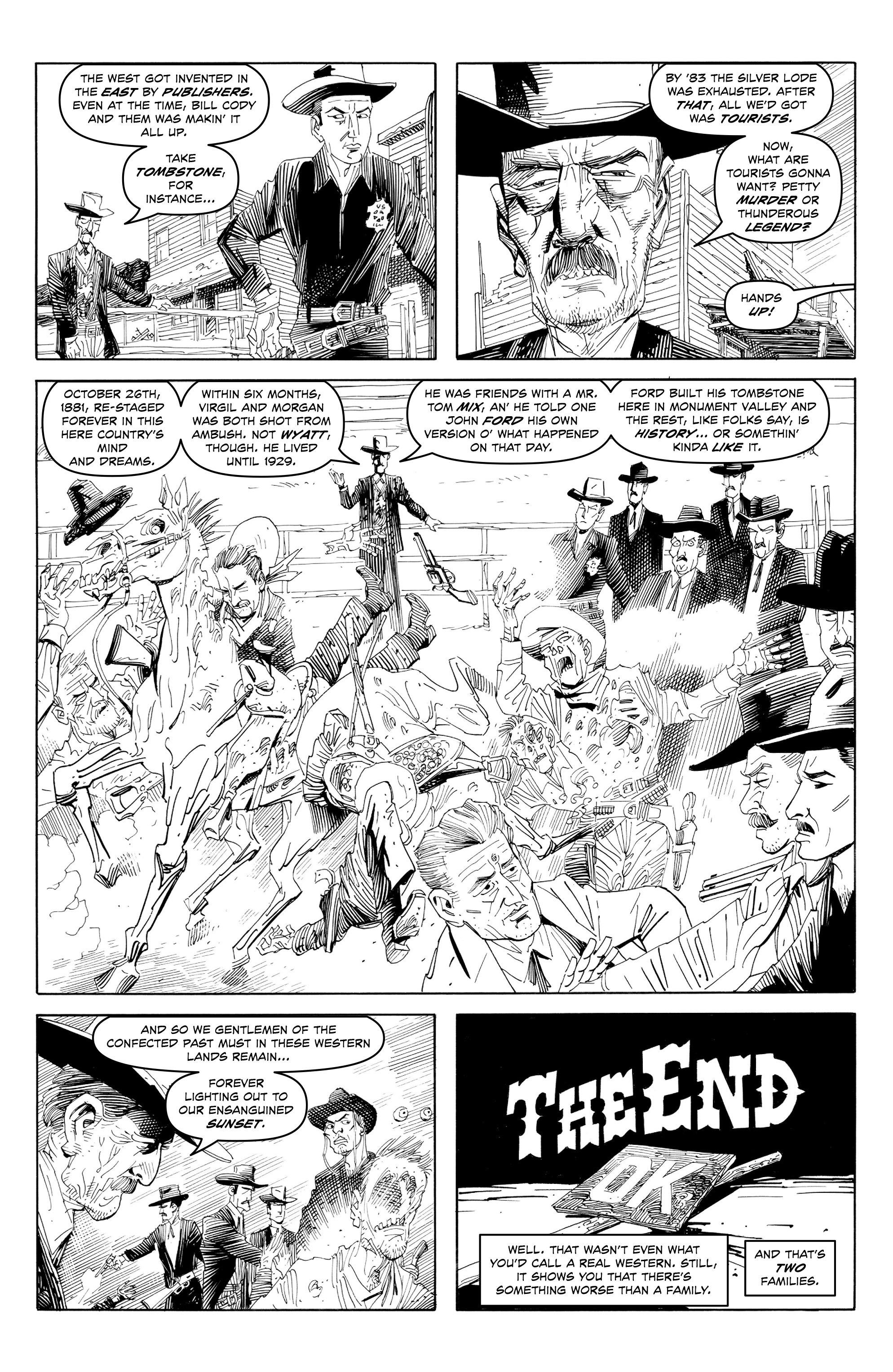 Read online Alan Moore's Cinema Purgatorio comic -  Issue #7 - 11