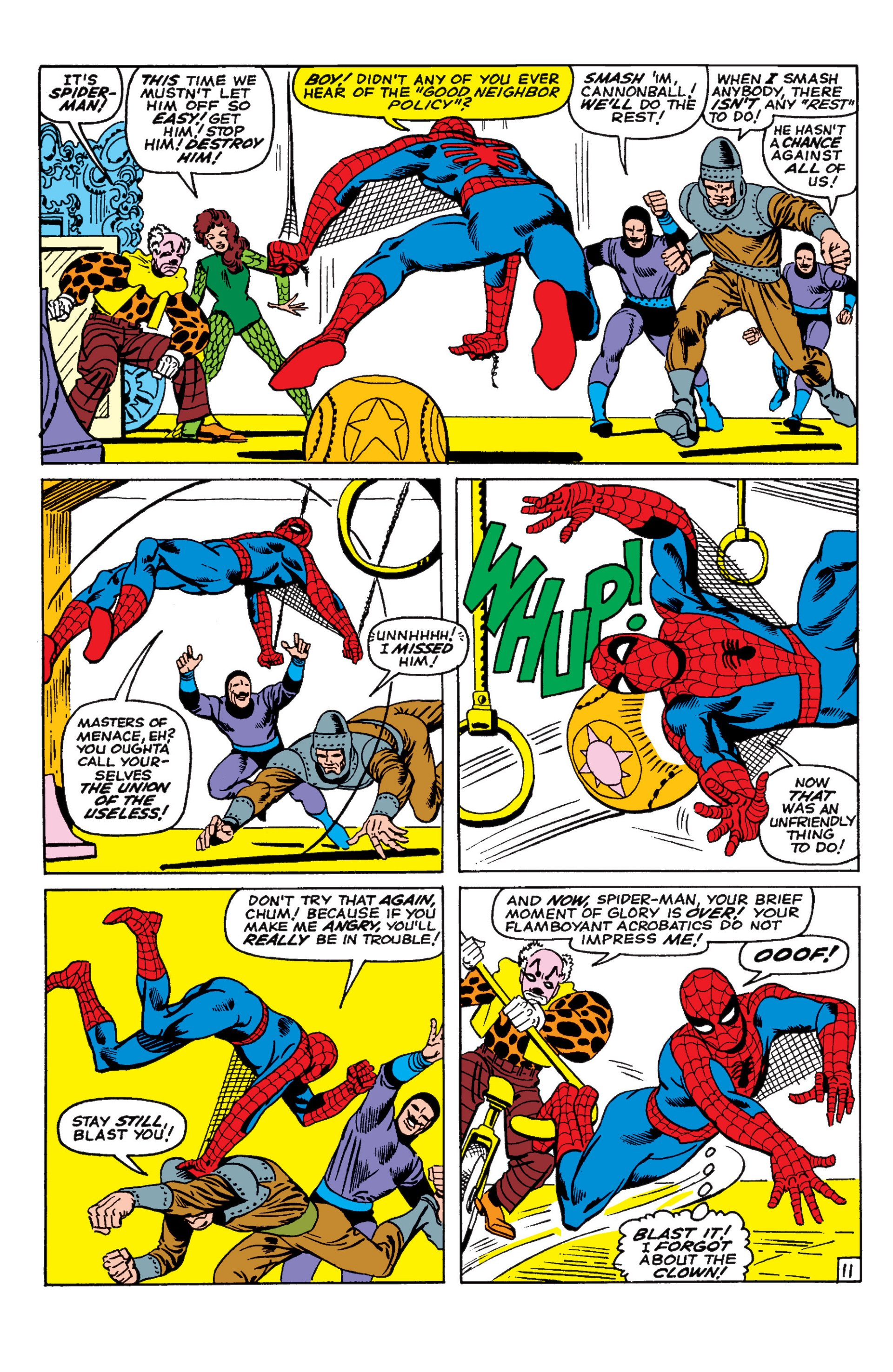 The Amazing Spider-Man (1963) 22 Page 11
