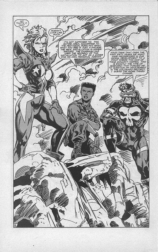 Femforce Issue #94 #94 - English 8
