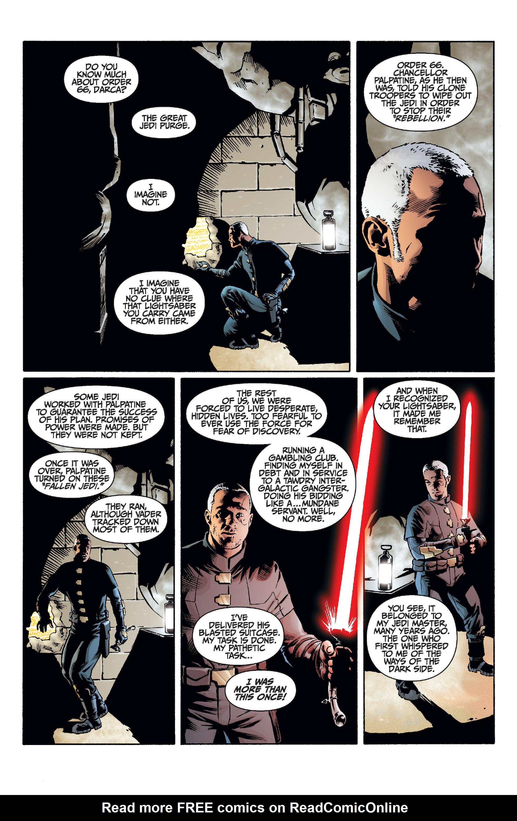 Read online Star Wars Omnibus comic -  Issue # Vol. 20 - 268