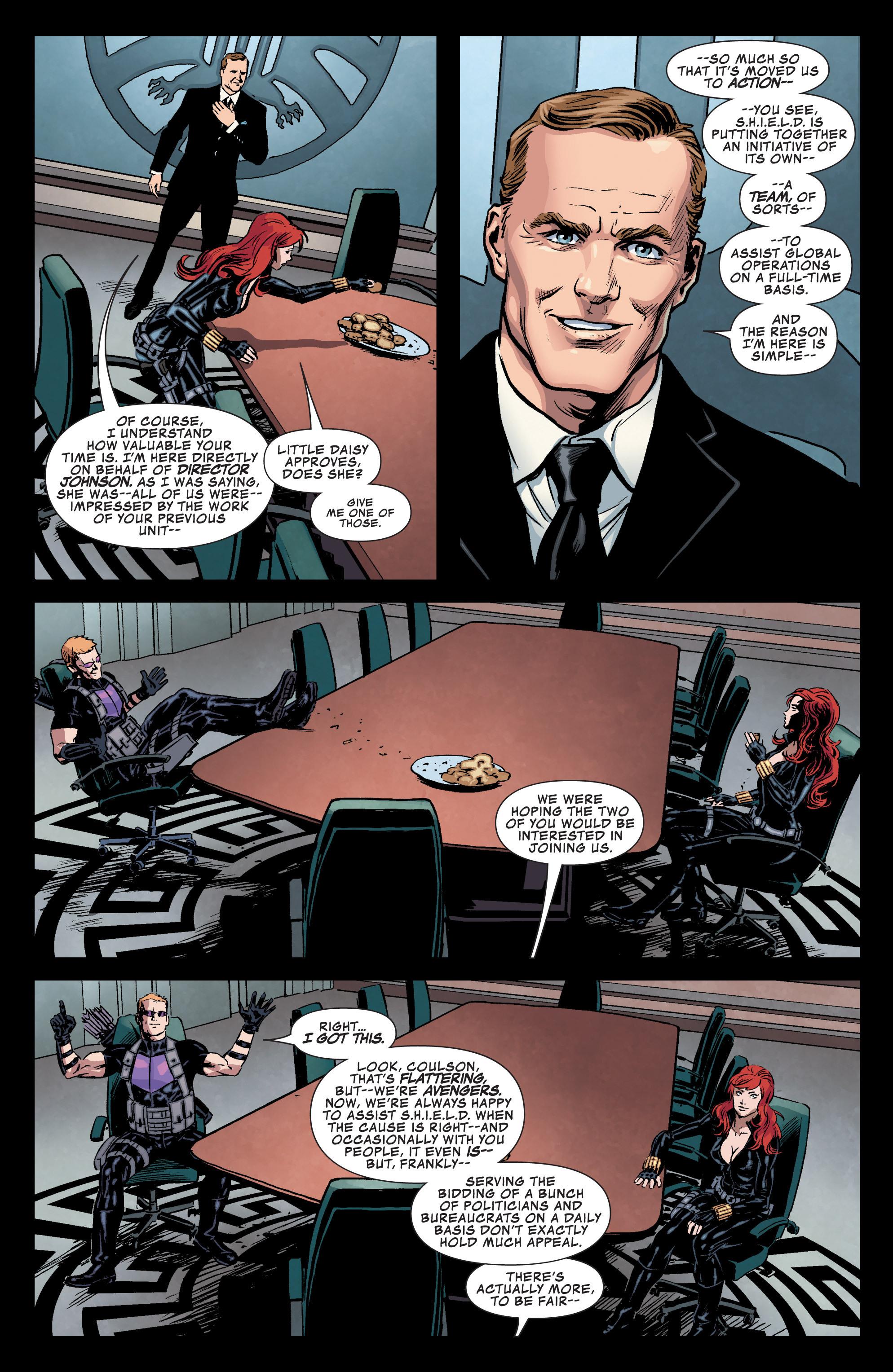 Read online Secret Avengers (2013) comic -  Issue #1 - 10