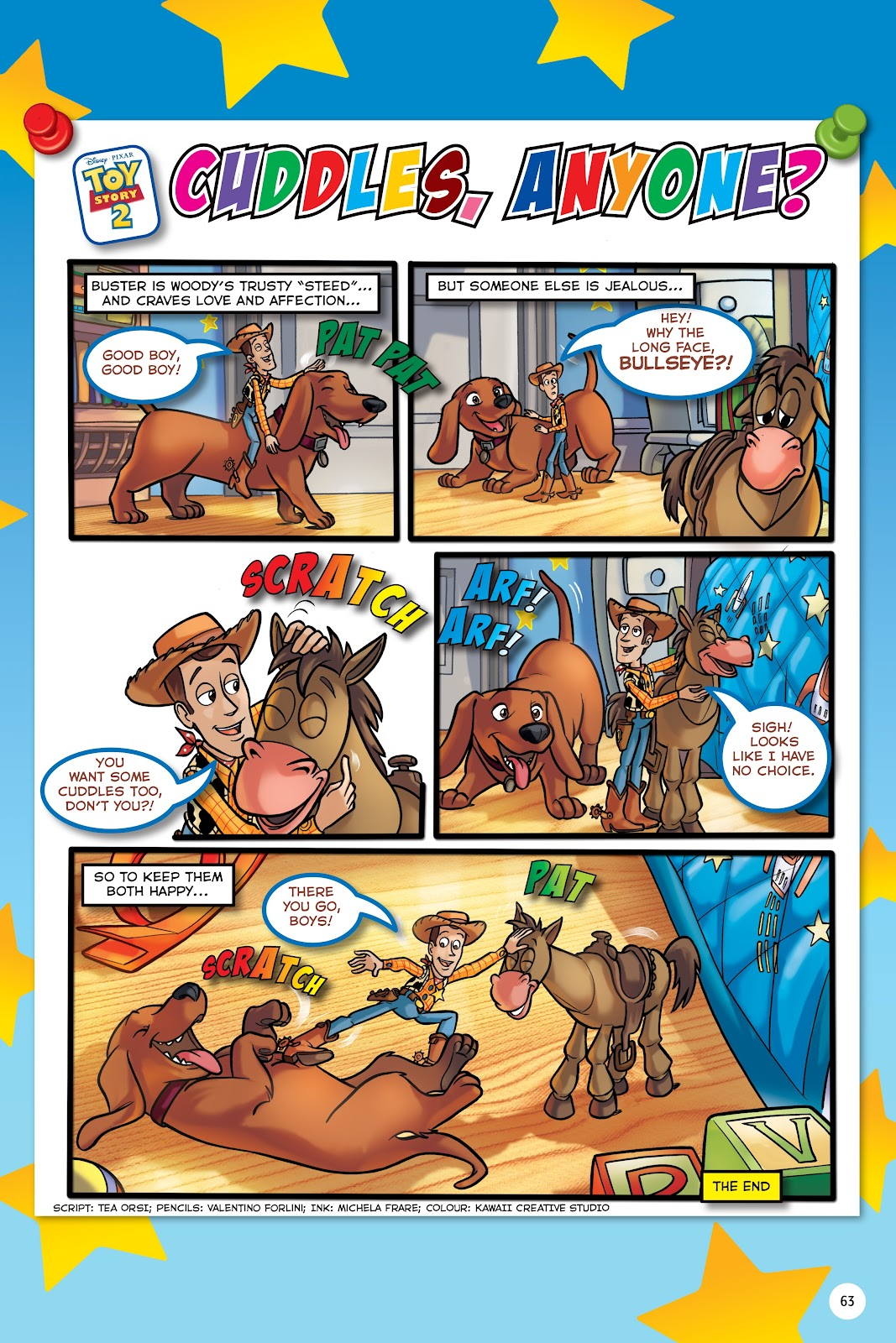 Read online DISNEY·PIXAR Toy Story Adventures comic -  Issue # TPB 1 (Part 1) - 63