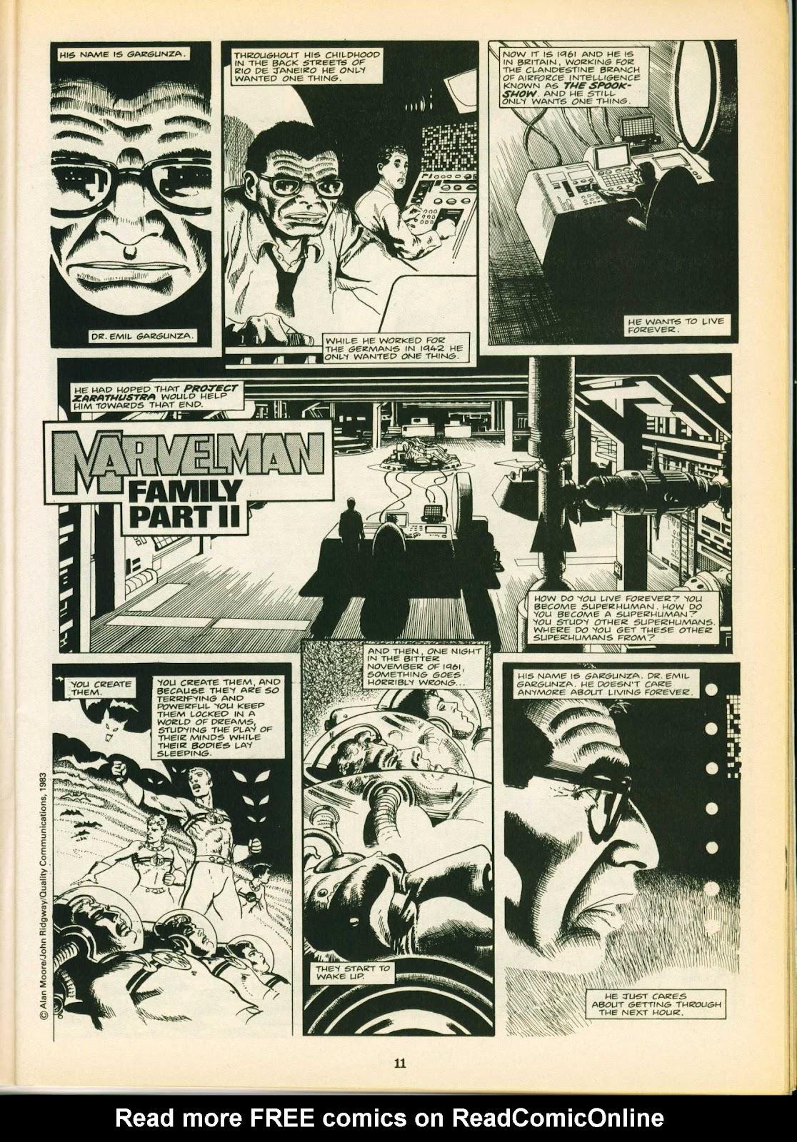 Warrior Issue #17 #18 - English 11