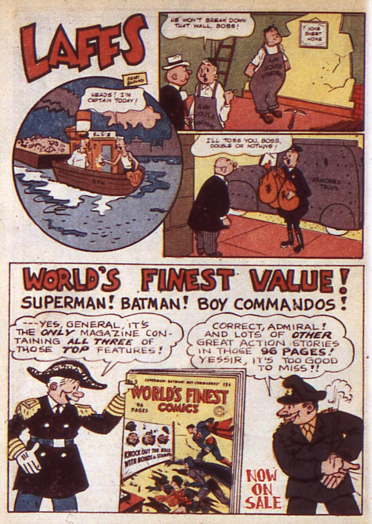 Read online Adventure Comics (1938) comic -  Issue #85 - 26