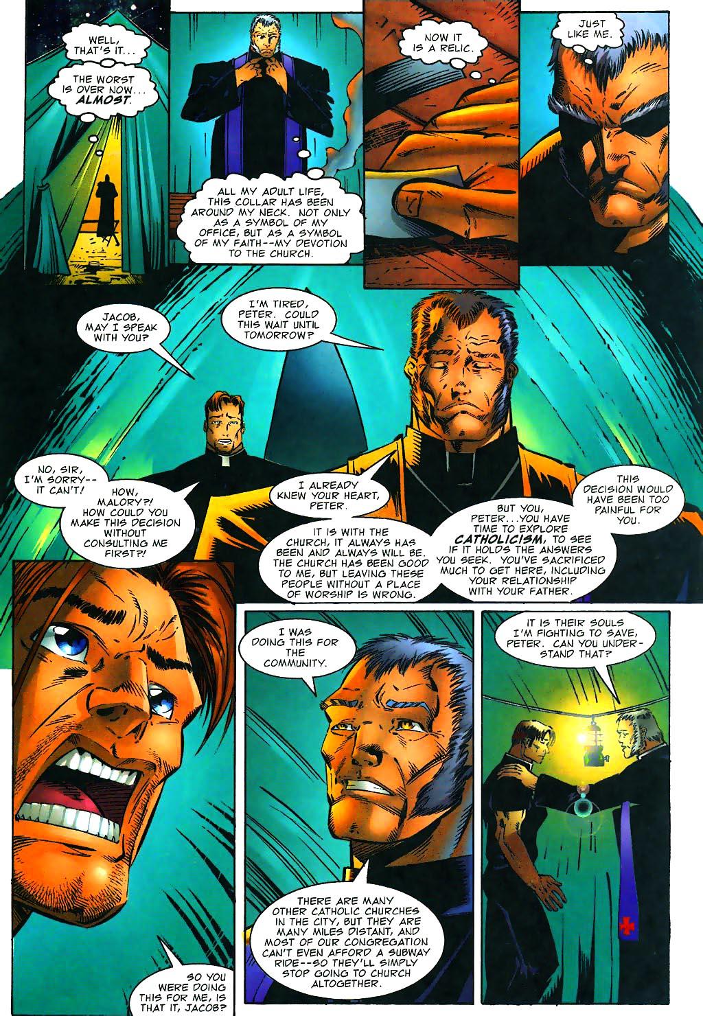 Read online Avengelyne (1996) comic -  Issue #1 - 16