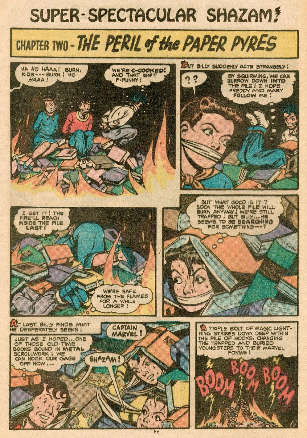 Read online Shazam! (1973) comic -  Issue #14 - 74