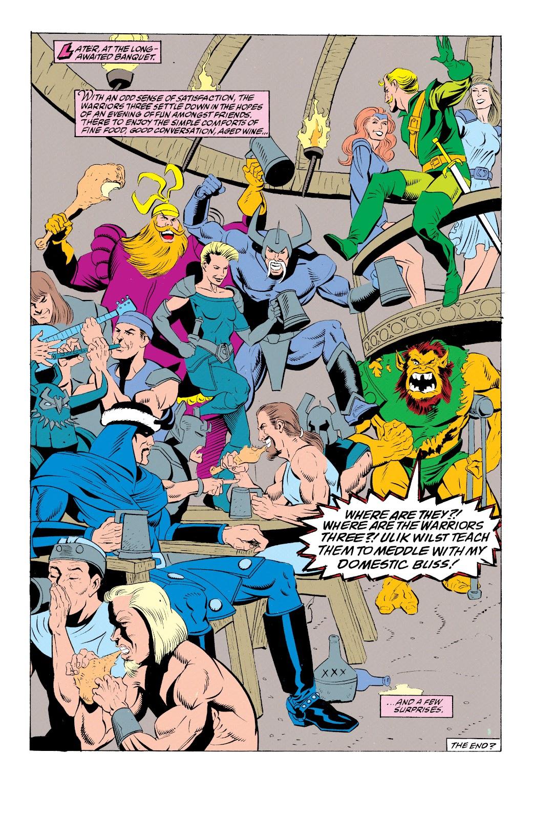 Read online Avengers: Citizen Kang comic -  Issue # TPB (Part 2) - 2