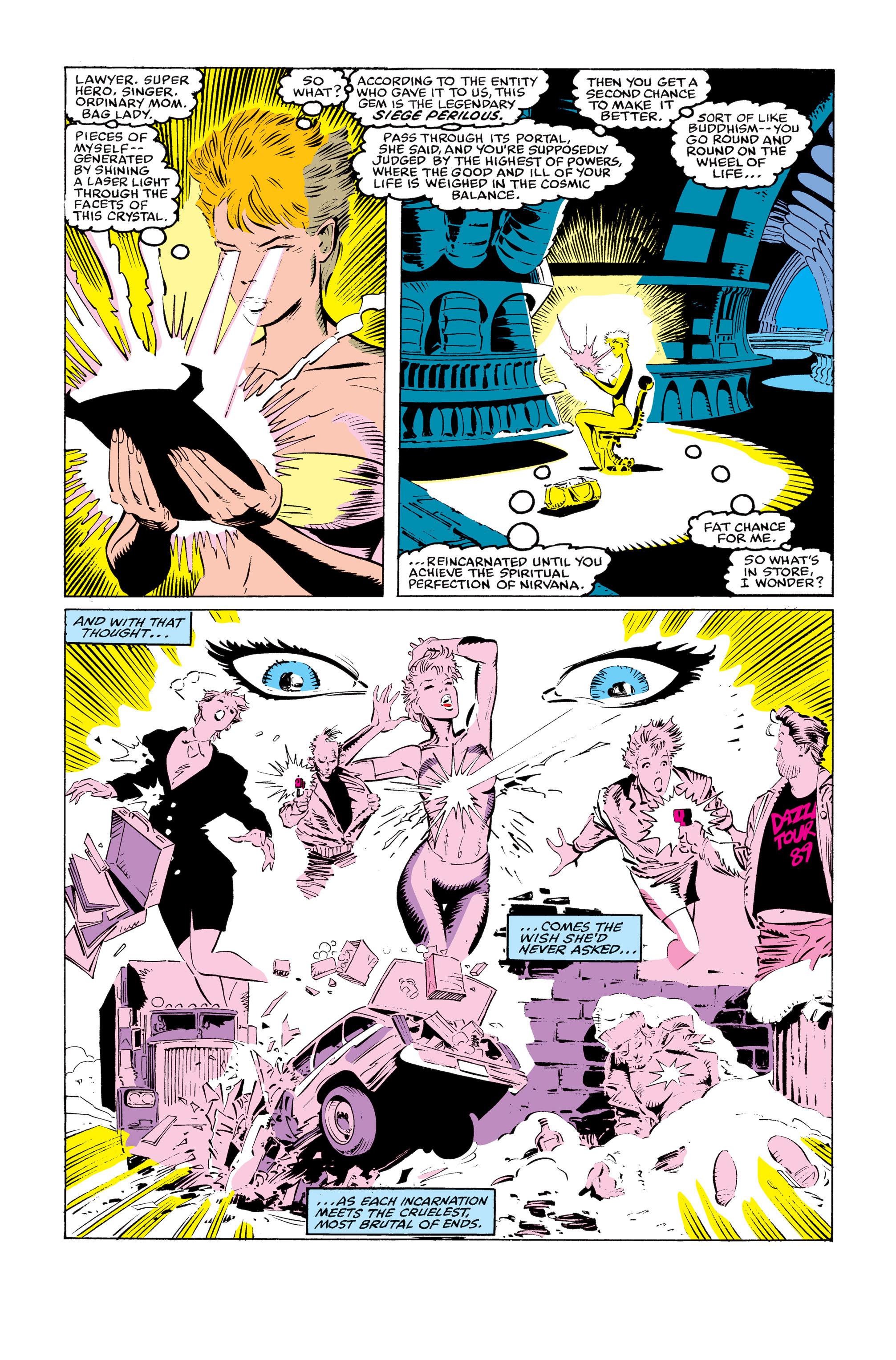 Read online Uncanny X-Men (1963) comic -  Issue #246 - 3