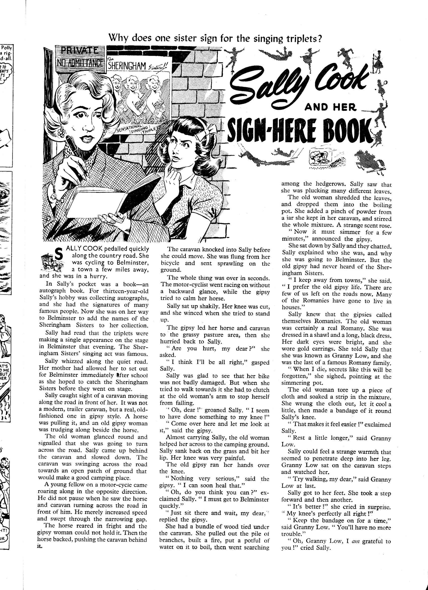 Read online Judy comic -  Issue #34 - 9