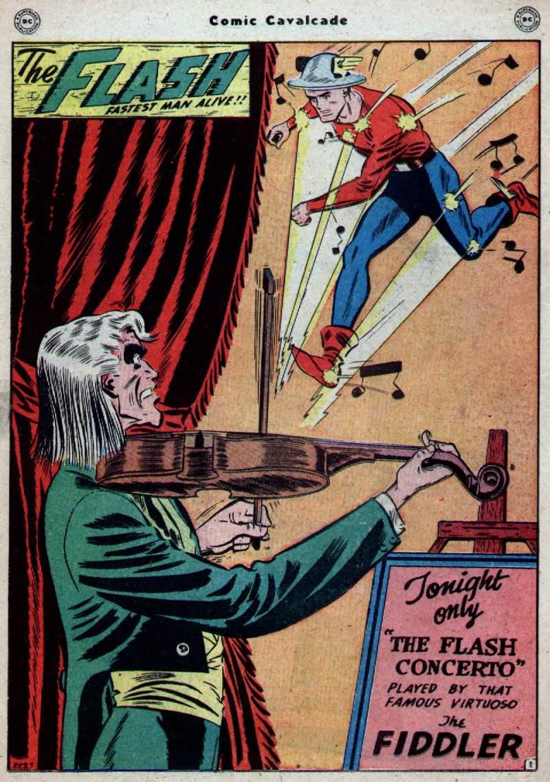 Comic Cavalcade issue 28 - Page 62