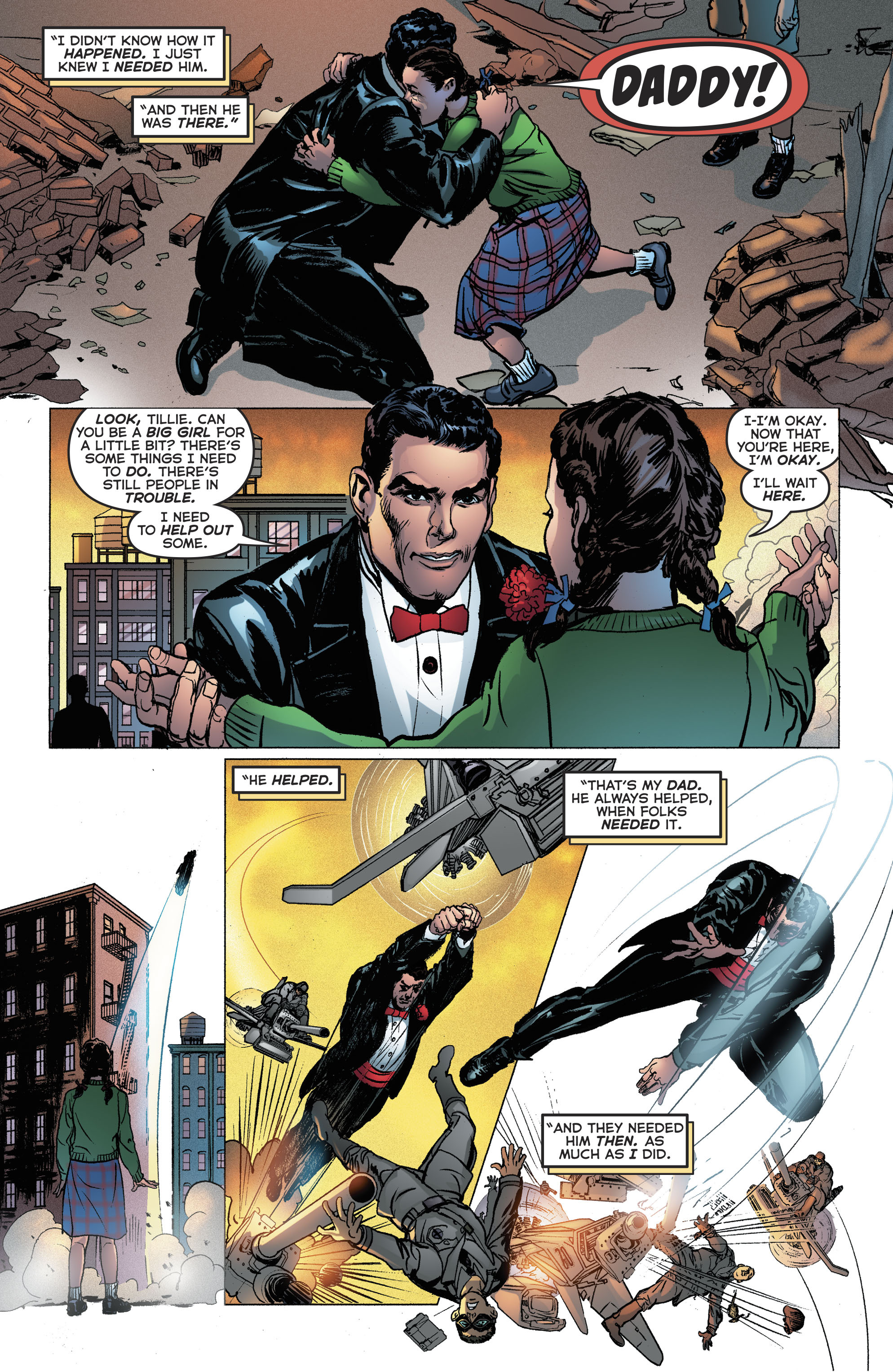 Read online Astro City comic -  Issue #43 - 9