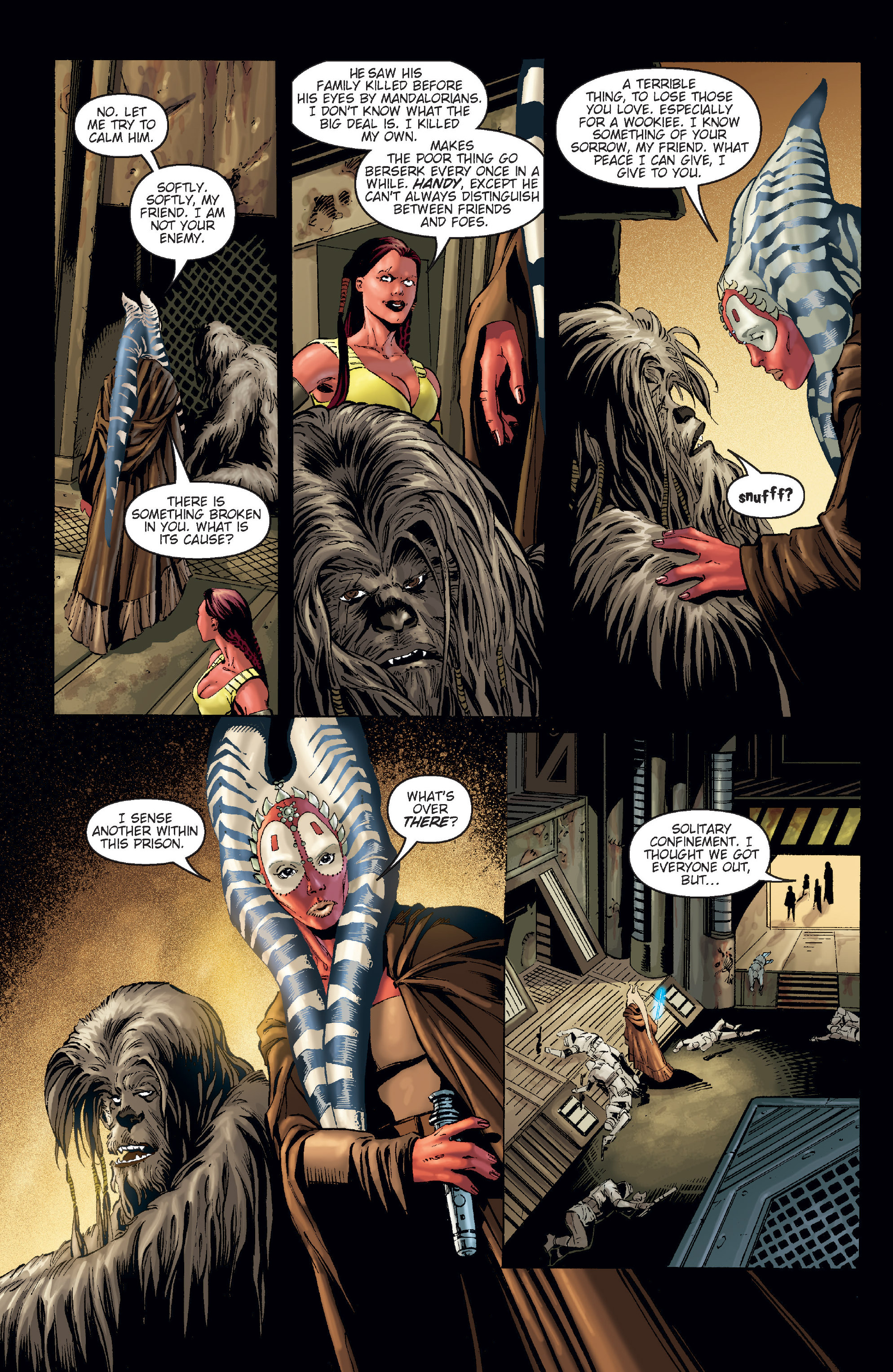 Read online Star Wars Omnibus comic -  Issue # Vol. 24 - 199
