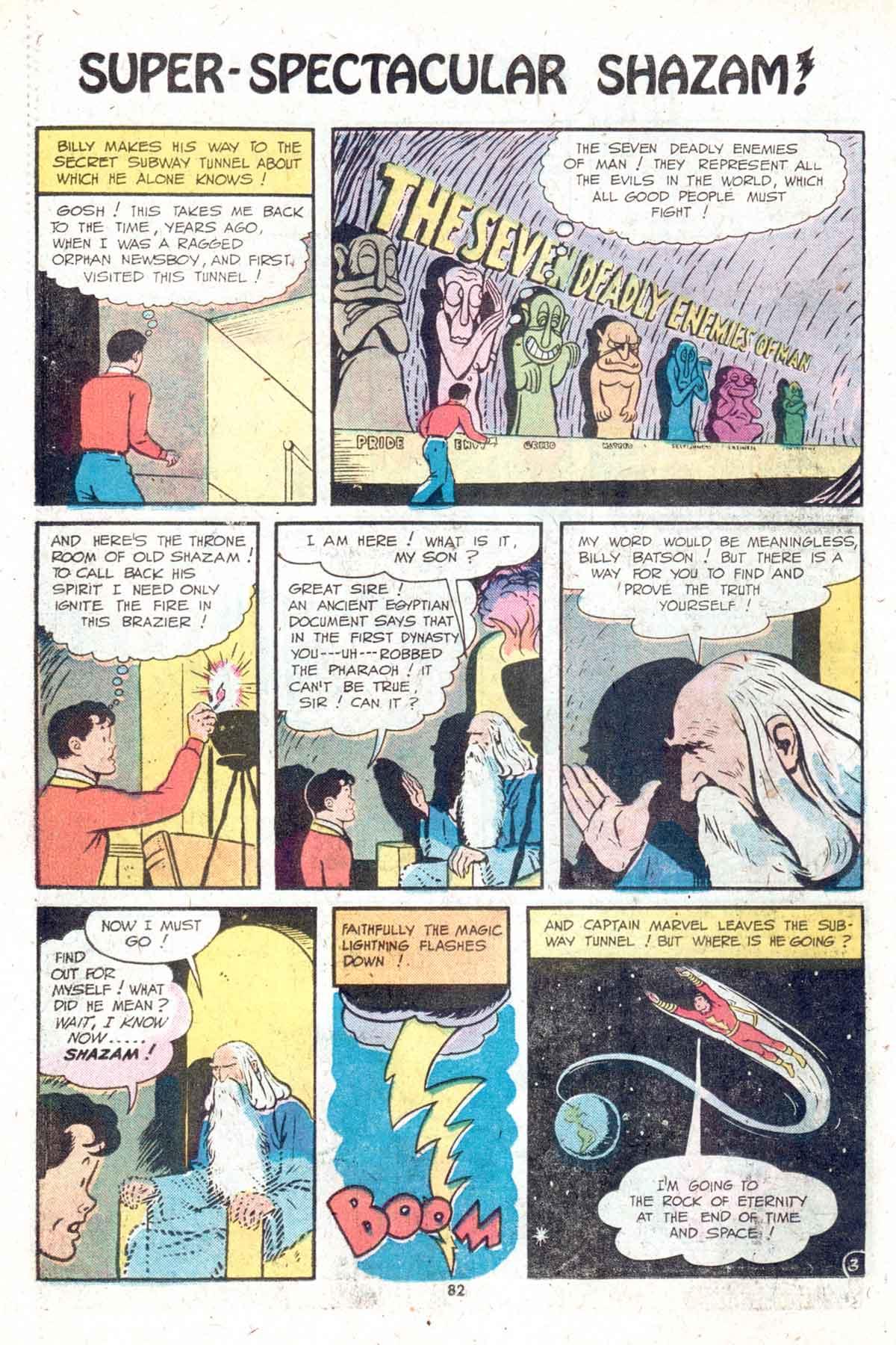 Read online Shazam! (1973) comic -  Issue #13 - 83