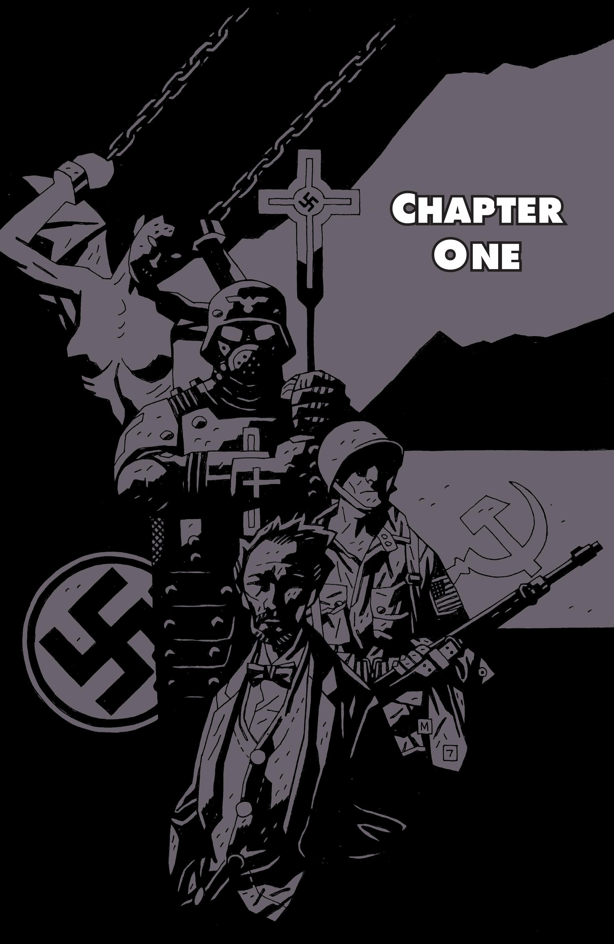 Read online B.P.R.D. (2003) comic -  Issue # TPB 9 - 7