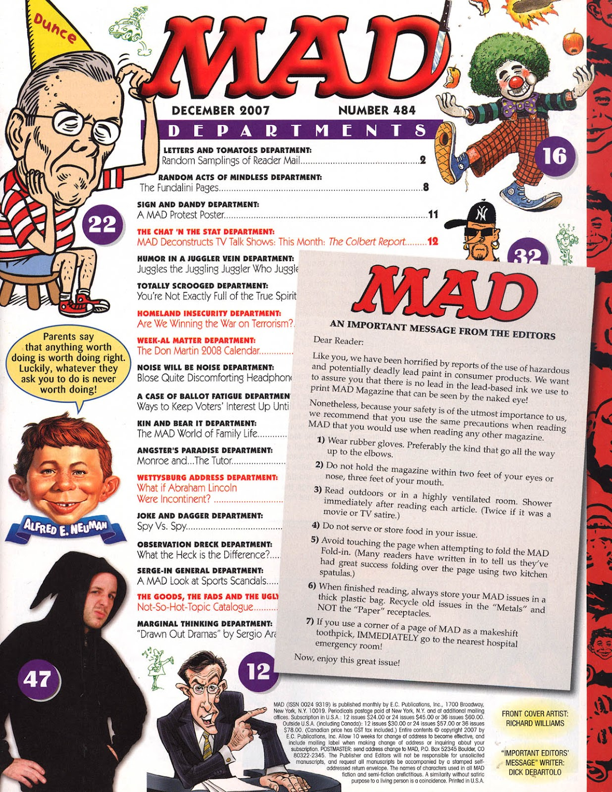 MAD issue 484 - Page 3