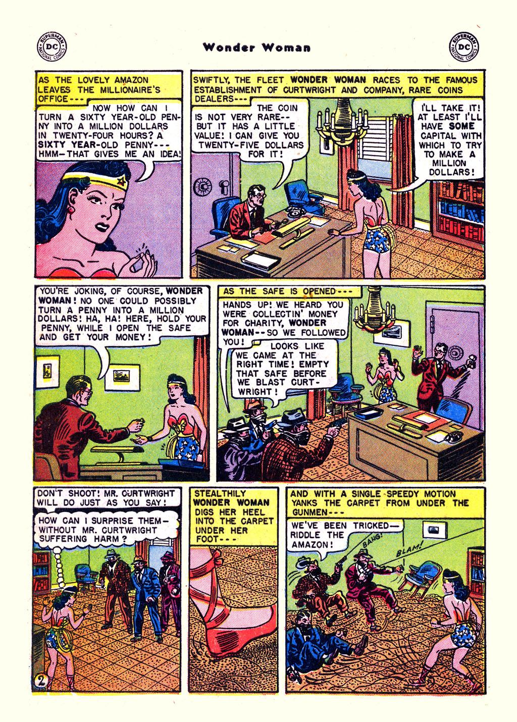Read online Wonder Woman (1942) comic -  Issue #59 - 28