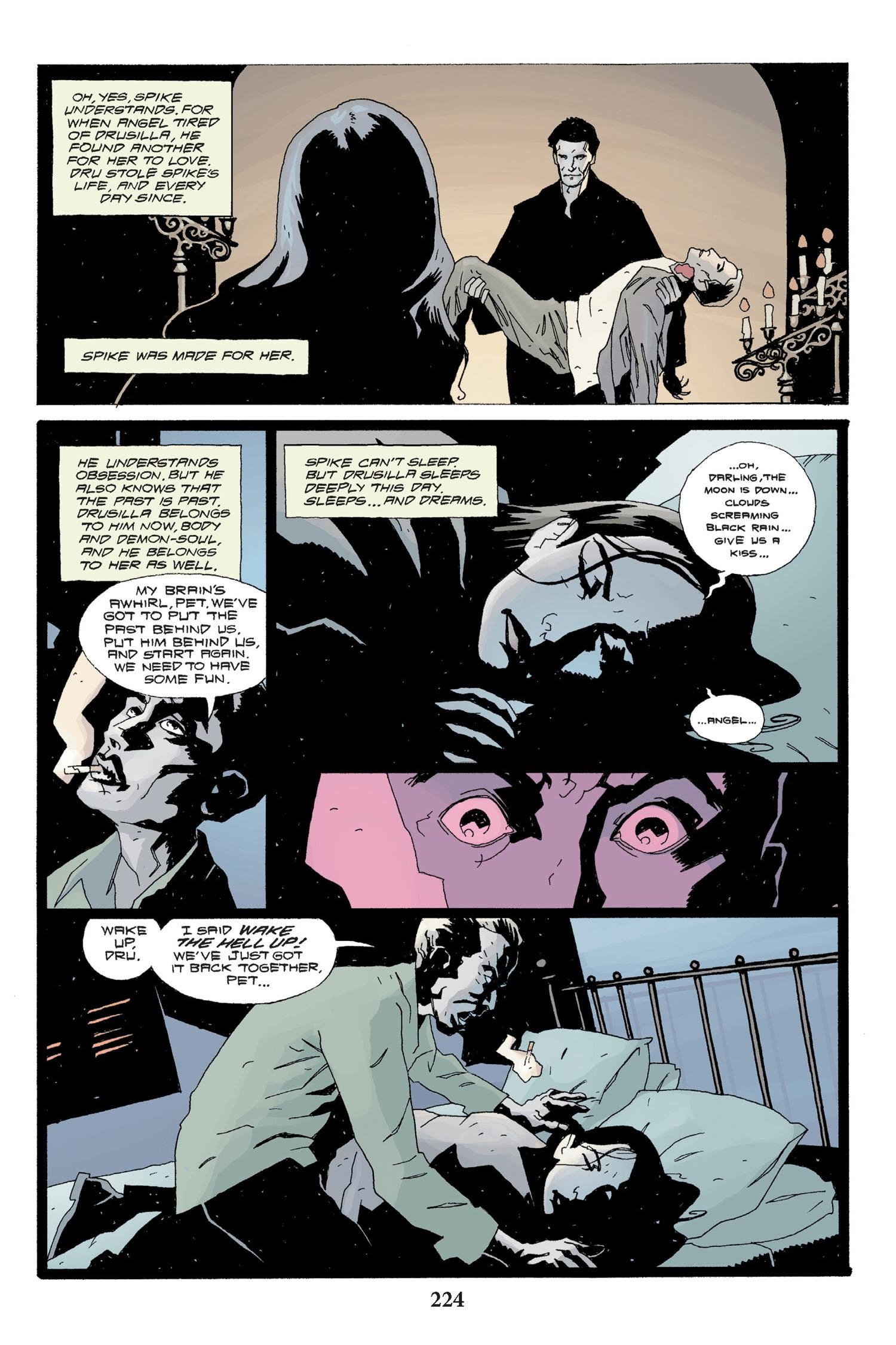 Read online Buffy the Vampire Slayer: Omnibus comic -  Issue # TPB 2 - 217