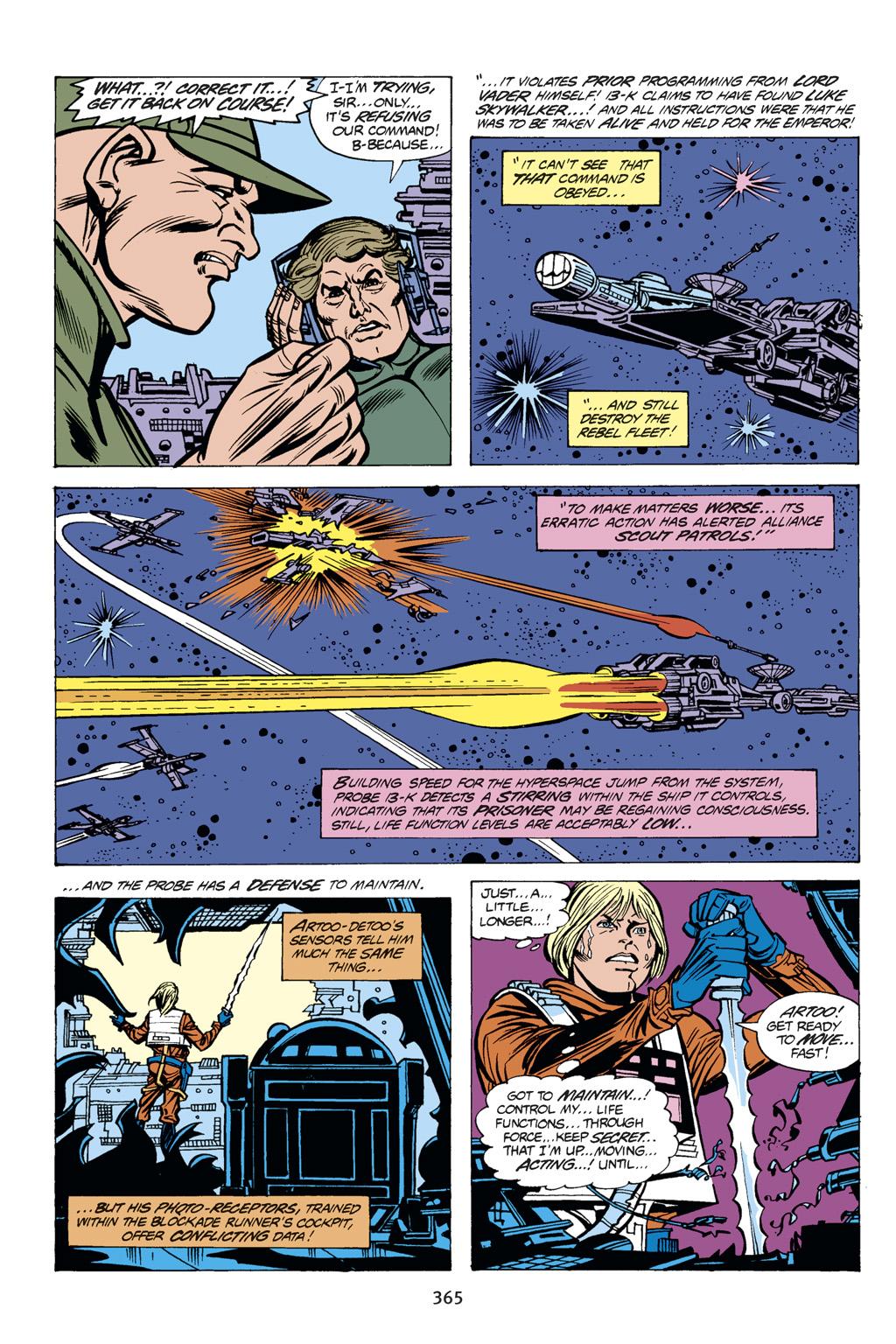 Read online Star Wars Omnibus comic -  Issue # Vol. 14 - 362