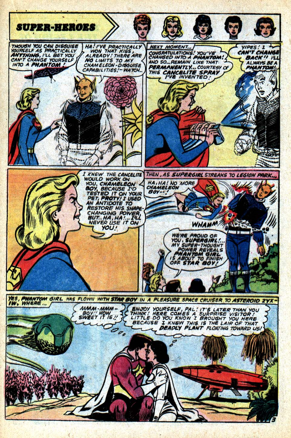 Read online Adventure Comics (1938) comic -  Issue #410 - 31