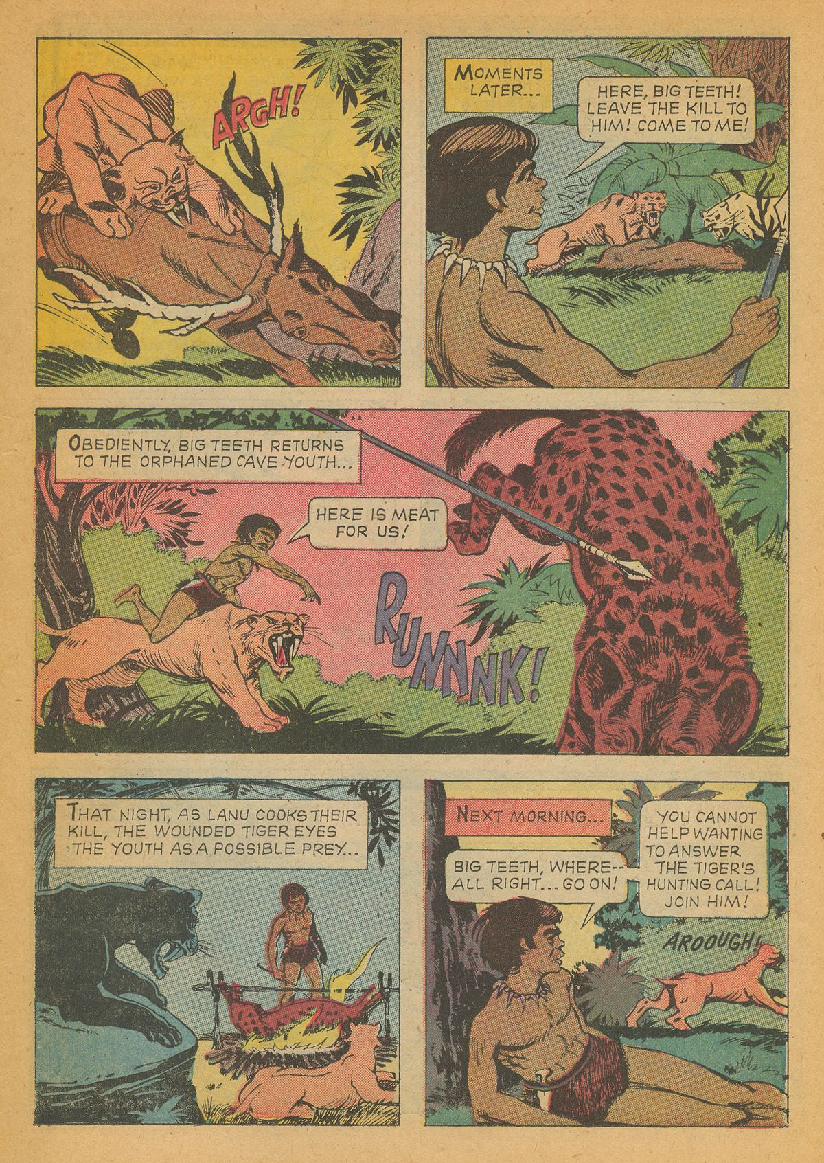 Read online Turok, Son of Stone comic -  Issue #85 - 15