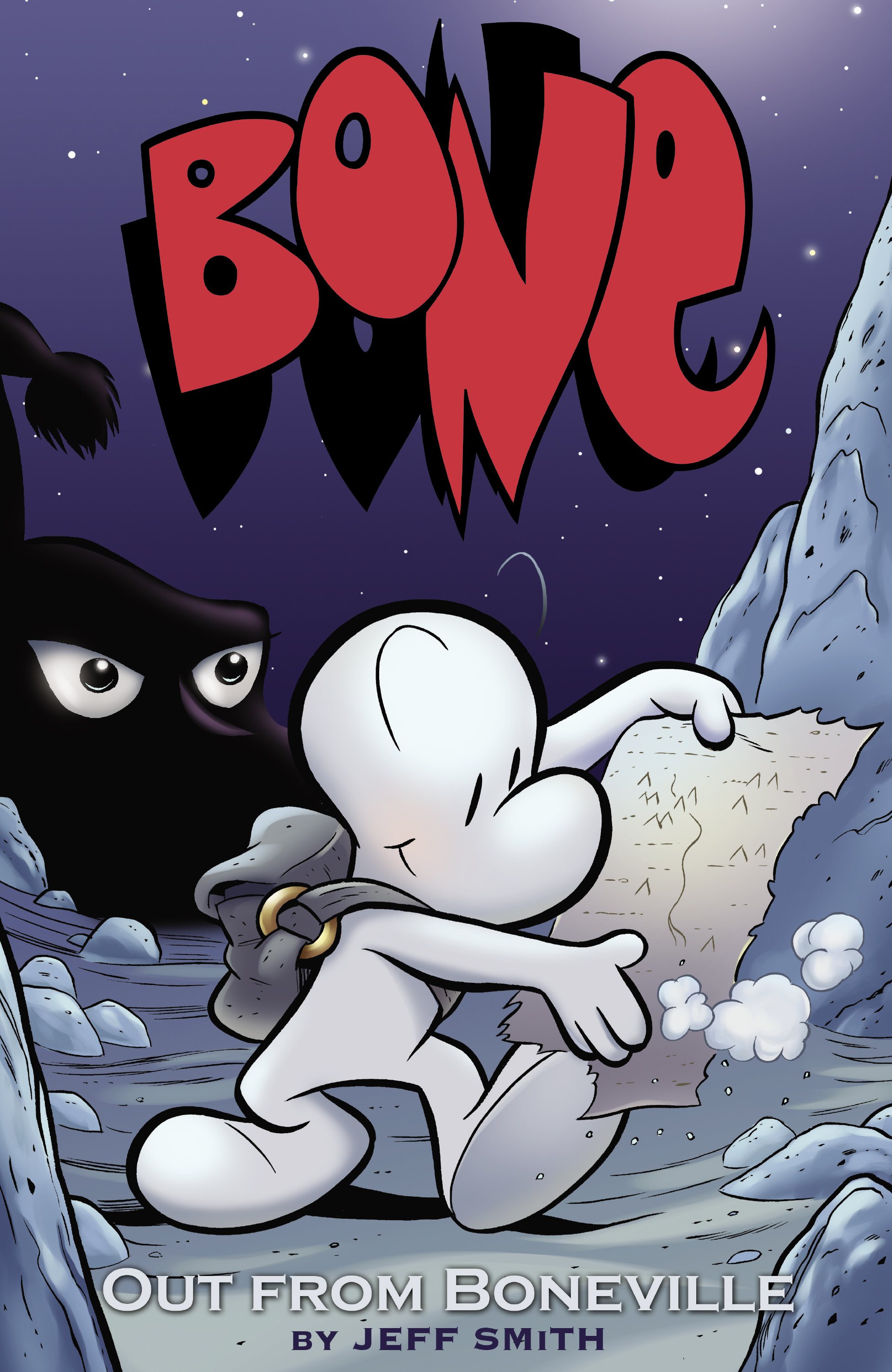 Read online Bone: Out From Boneville comic -  Issue # TPB - 1