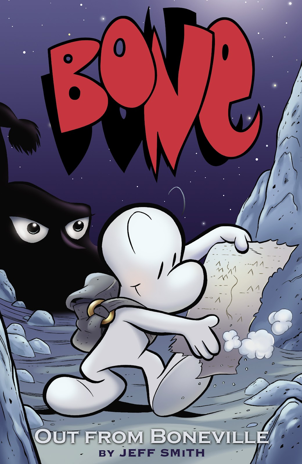 Bone: Out From Boneville issue TPB - Page 1