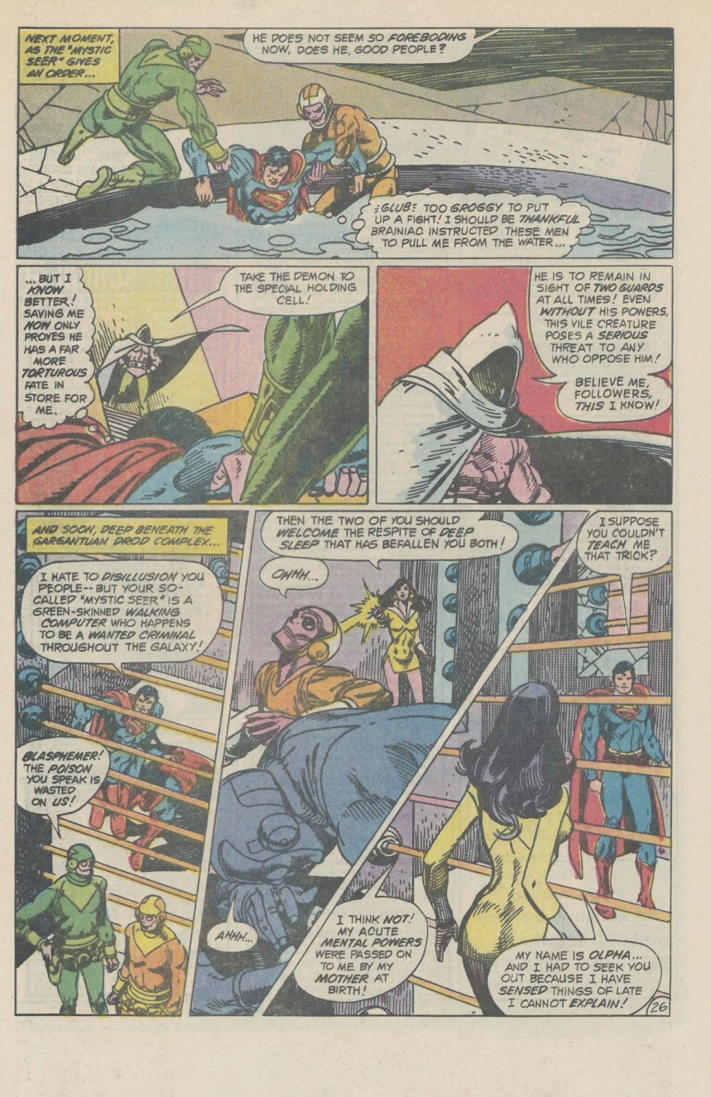 Read online Superman Special (1983) comic -  Issue #2 - 31
