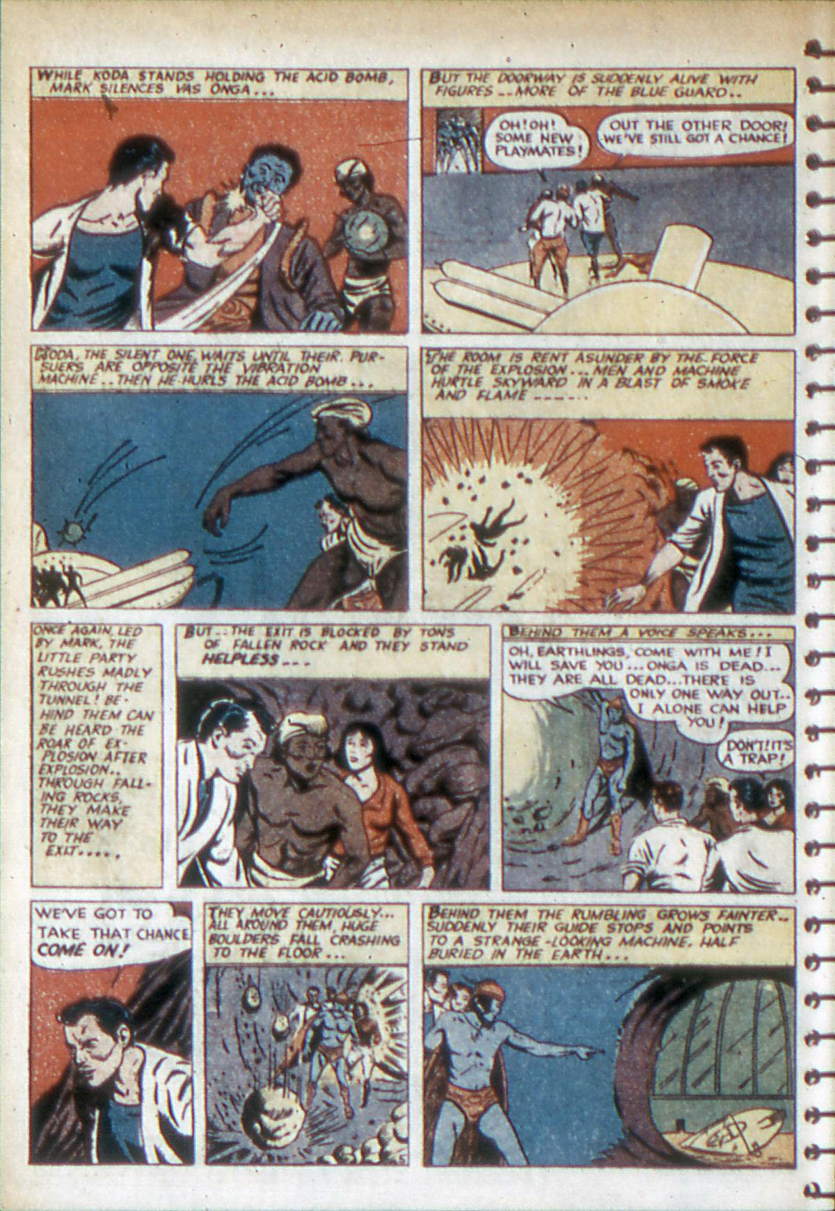 Read online Adventure Comics (1938) comic -  Issue #53 - 25