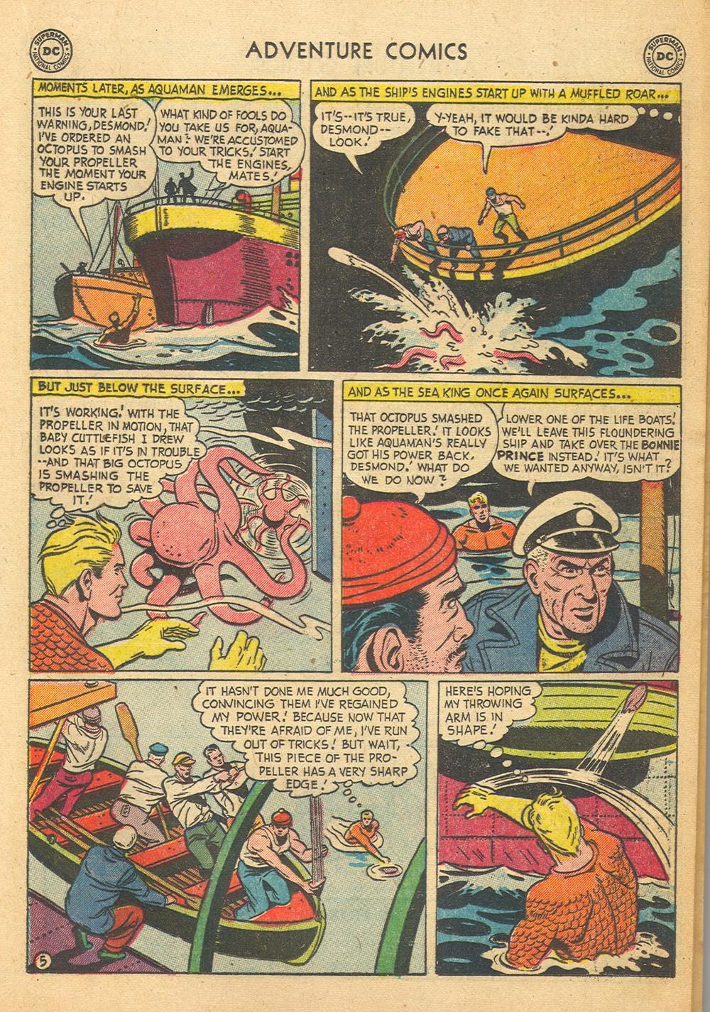 Read online Adventure Comics (1938) comic -  Issue #176 - 21