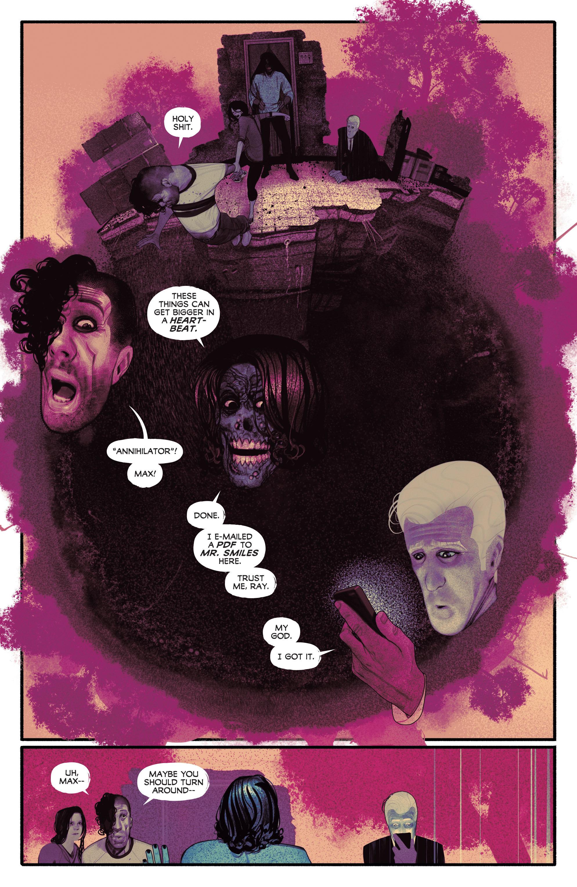 Read online Annihilator comic -  Issue #6 - 27