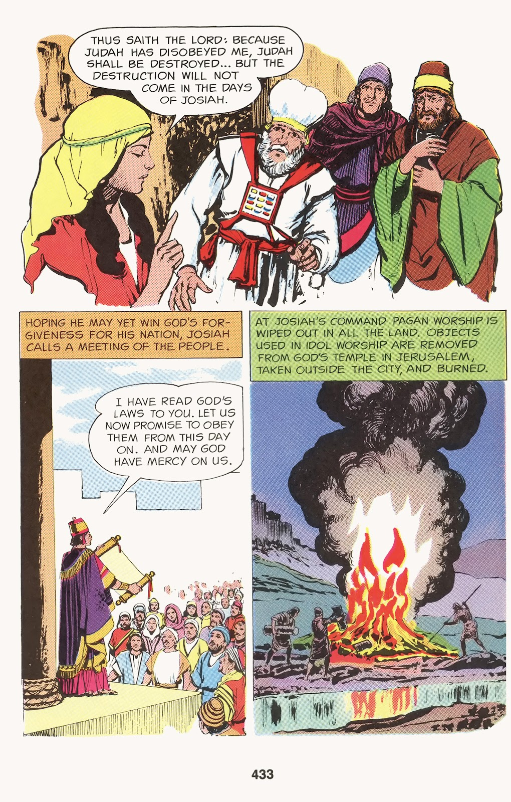 The Picture Bible issue TPB (Part 5) - Page 36