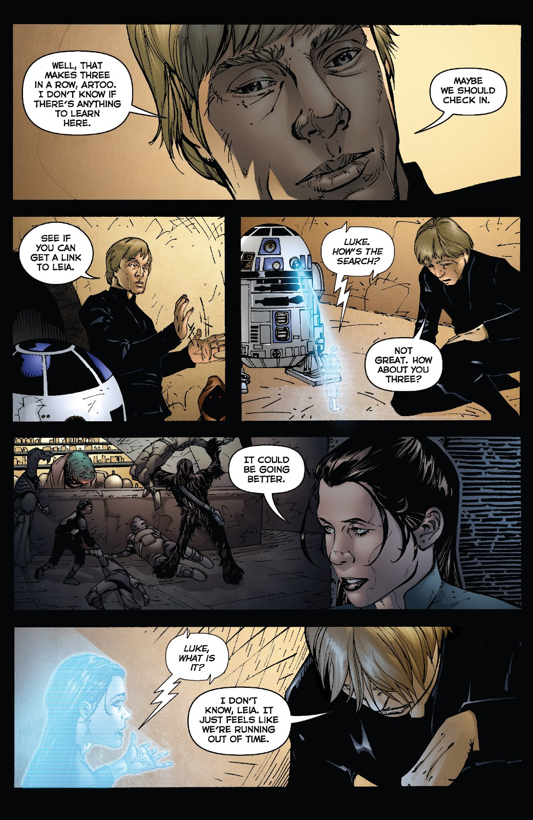 Read online Star Wars Legends: Infinities - Epic Collection comic -  Issue # TPB (Part 3) - 15
