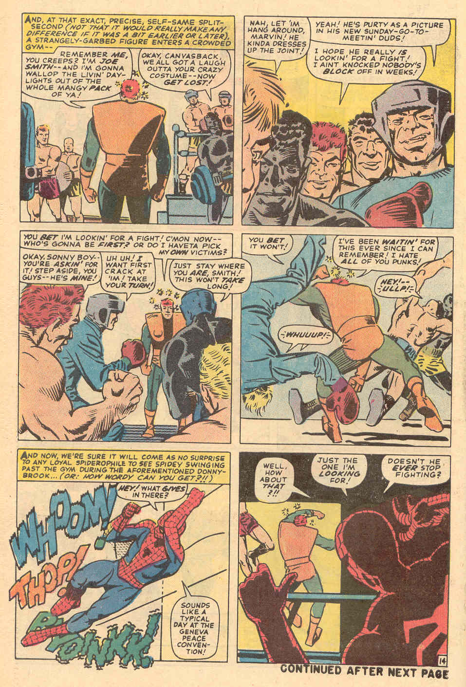 The Amazing Spider-Man (1963) _Annual_7 Page 44