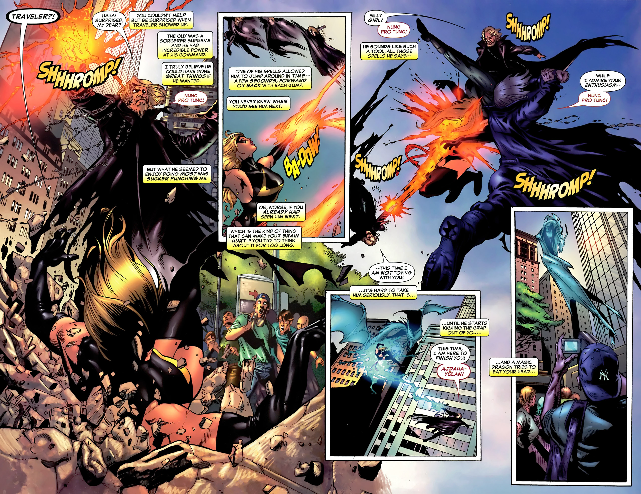 Read online Giant-Size Ms. Marvel comic -  Issue # Full - 6