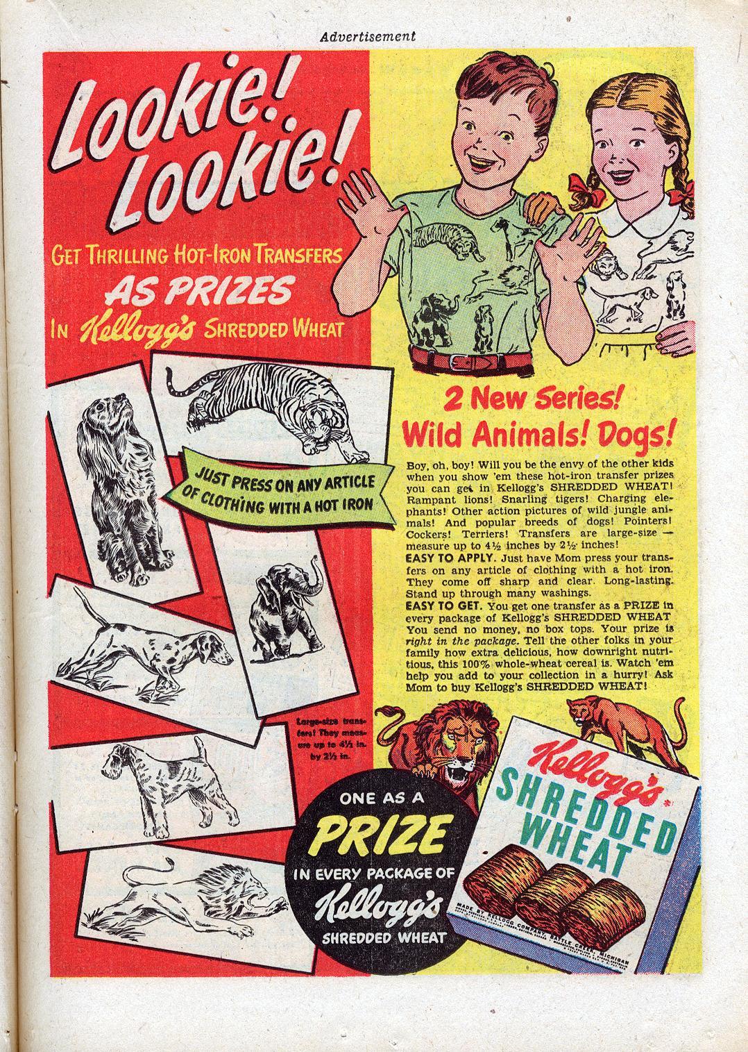 Read online Wonder Woman (1942) comic -  Issue #18 - 23