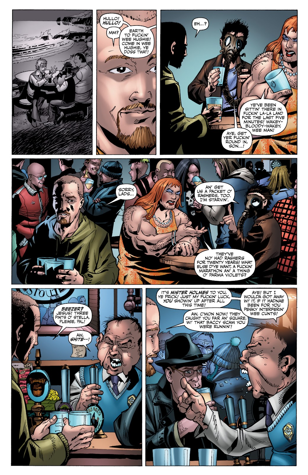 Read online The Boys Omnibus comic -  Issue # TPB 4 (Part 3) - 27