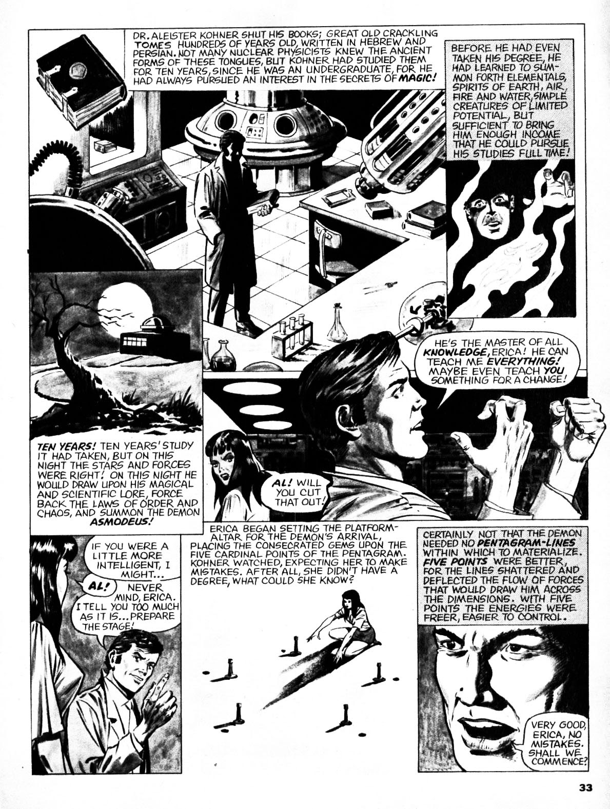 Nightmare (1970) issue 21 - Page 32